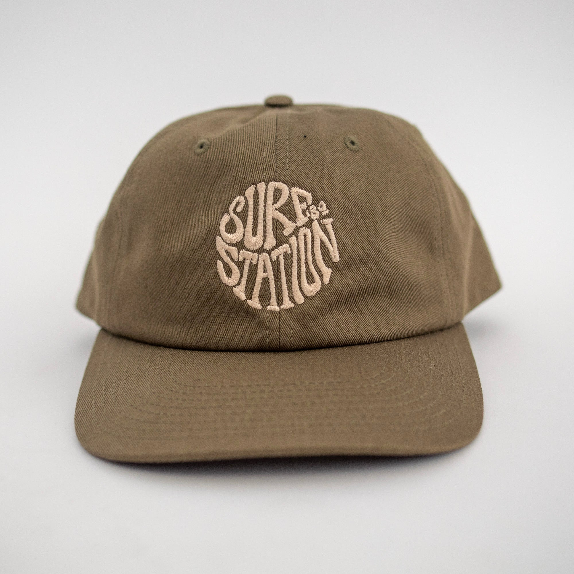 Surf Station '84/Oldest City Adjustable Men's Hat