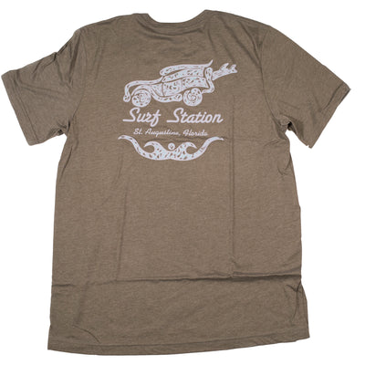 Surf Station Paisley Men's S/S T-Shirt