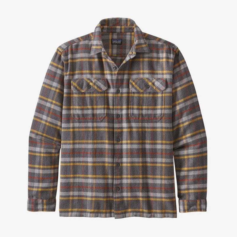 Patagonia Fjord Men's L/S Flannel Shirt