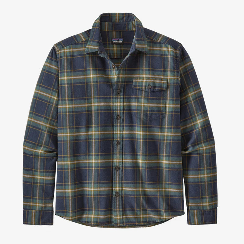Patagonia Lightweight Fjord Men's L/S Flannel Shirt