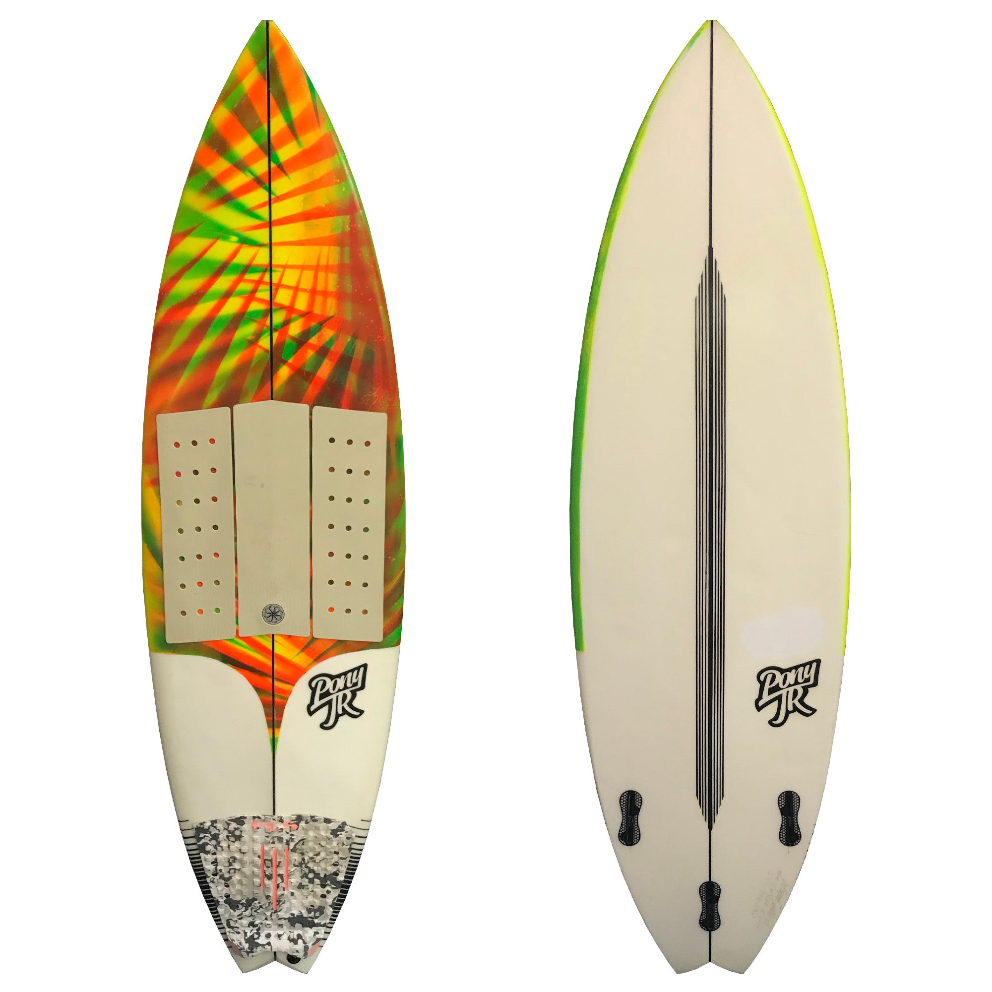Pony Jr. 5'4 1/2 Used Surfboard