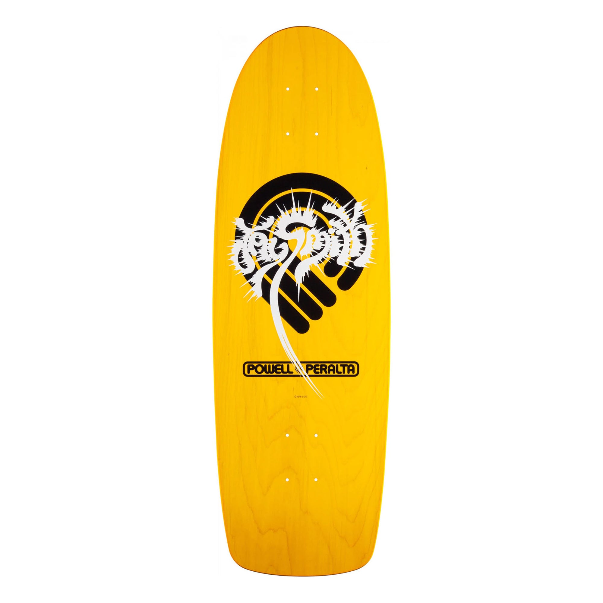 Powell Peralta Jay Smith Splash Old School Skateboard Deck