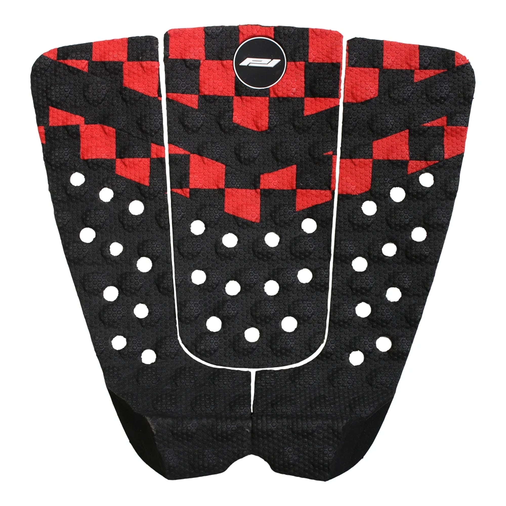 Pro-Lite Balaram Stack Flat Traction Pad - Red & Black Checkers