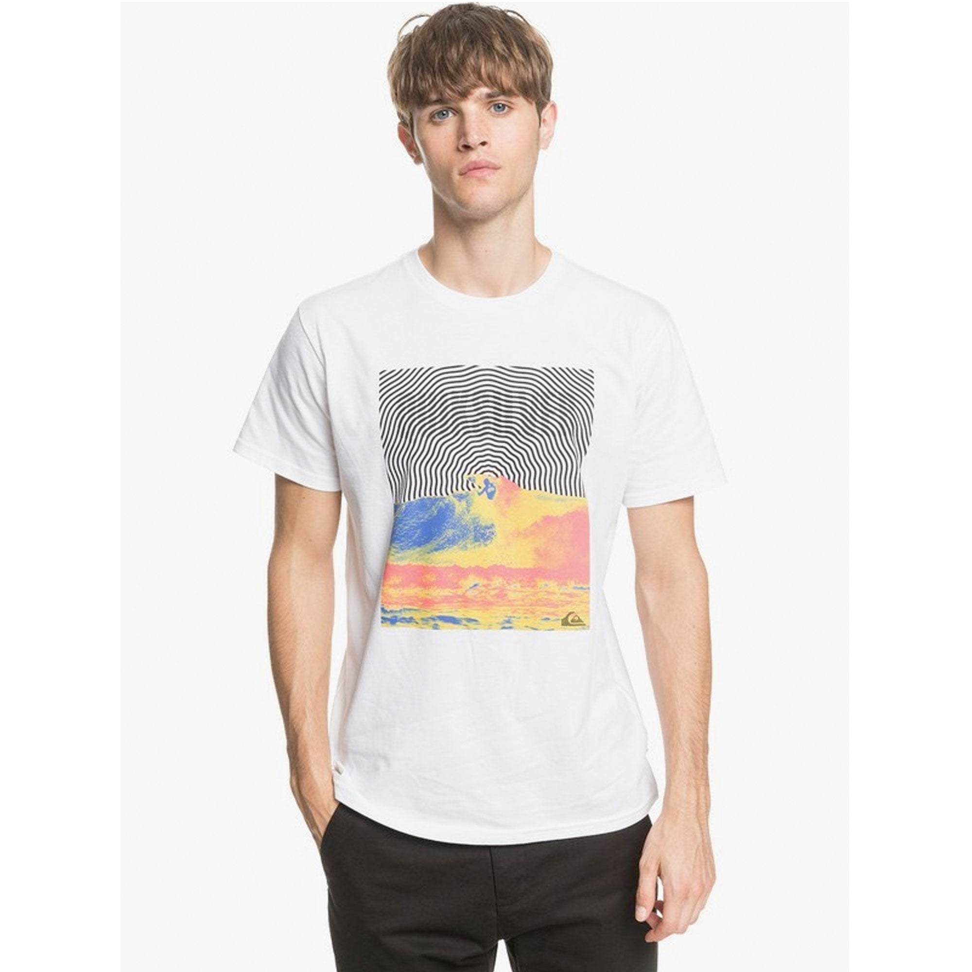 Quiksilver Pressure Drop Men's S/S T-Shirt
