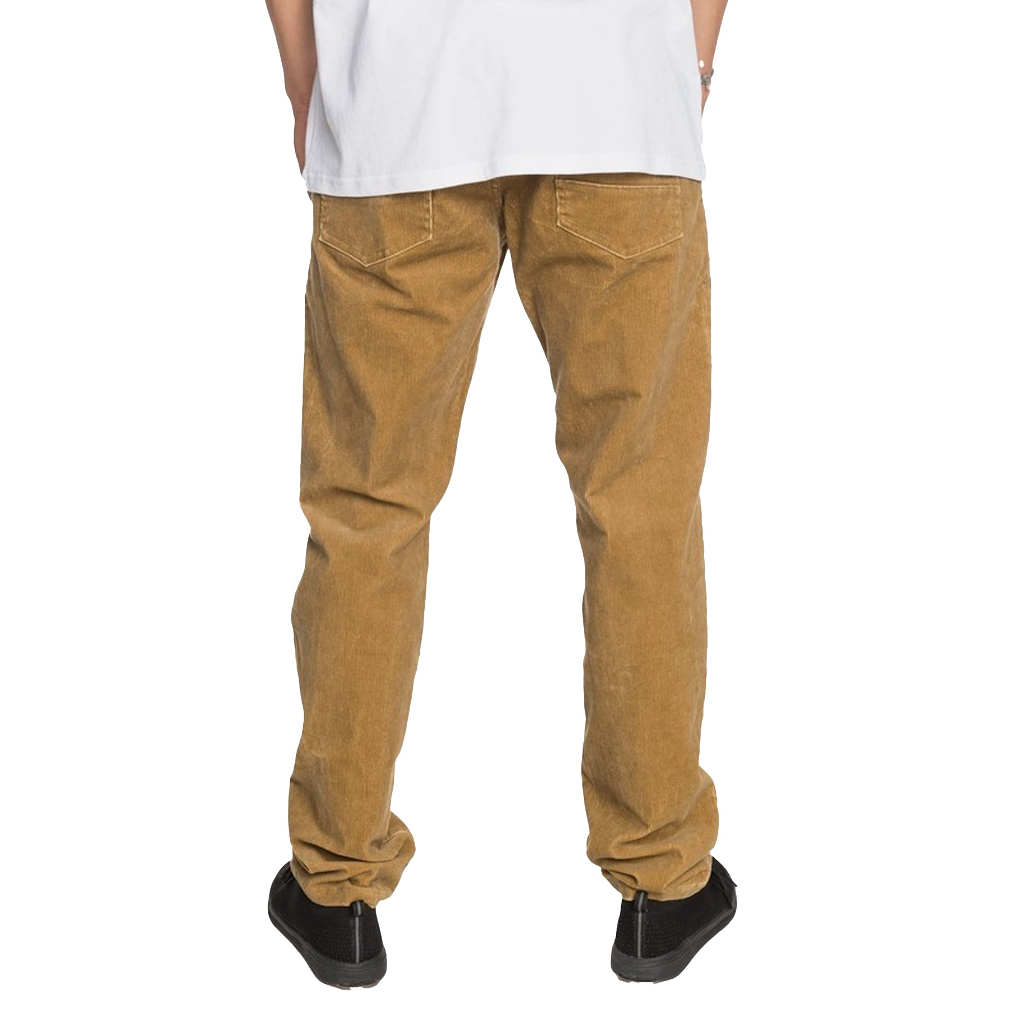 Quiksilver Kracker Straight Fit Corduroy Men's Pants