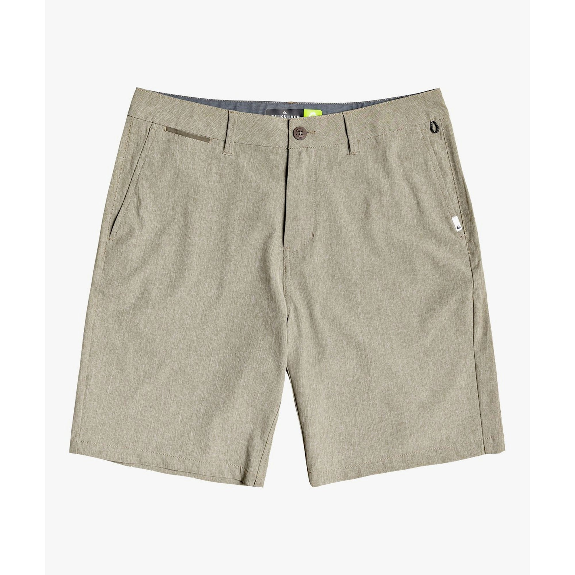 "Quiksilver Union Heather 20"" Amphibian Men's Walkshorts"