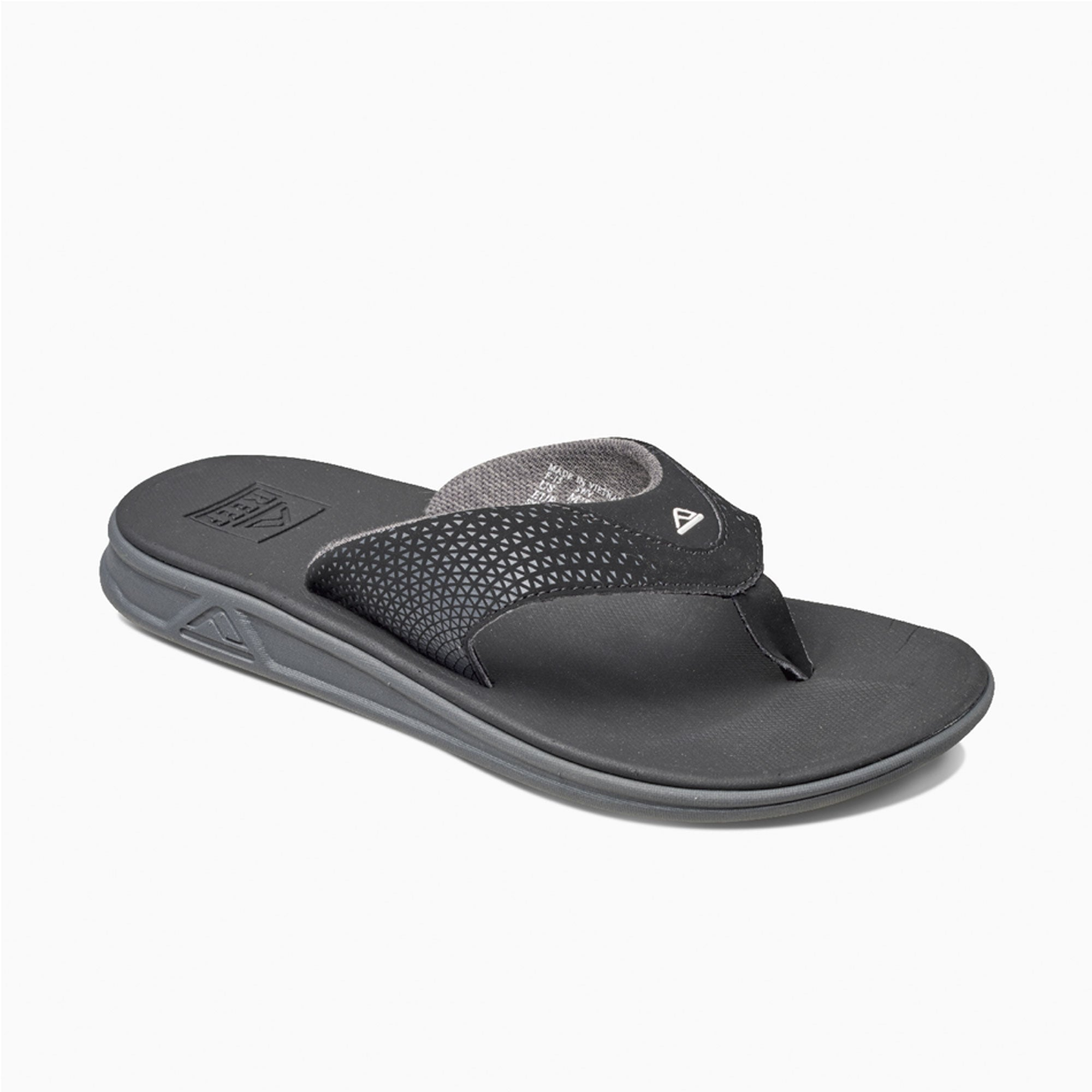 Reef Rover Men's Sandals - Black