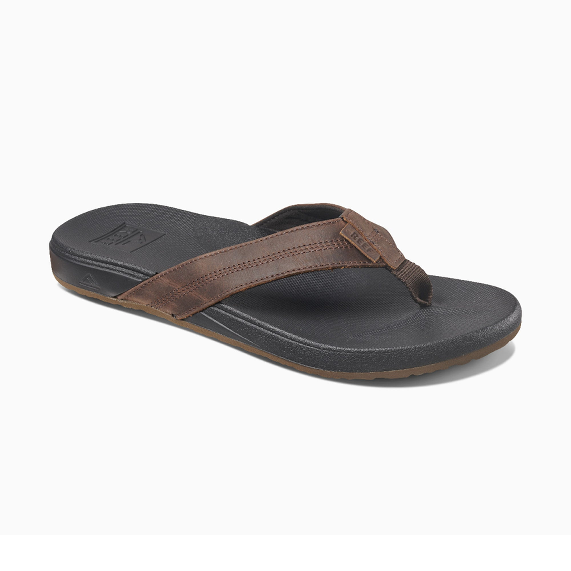 Reef Cushion Phantom LE Men's Sandals - Brown/Black