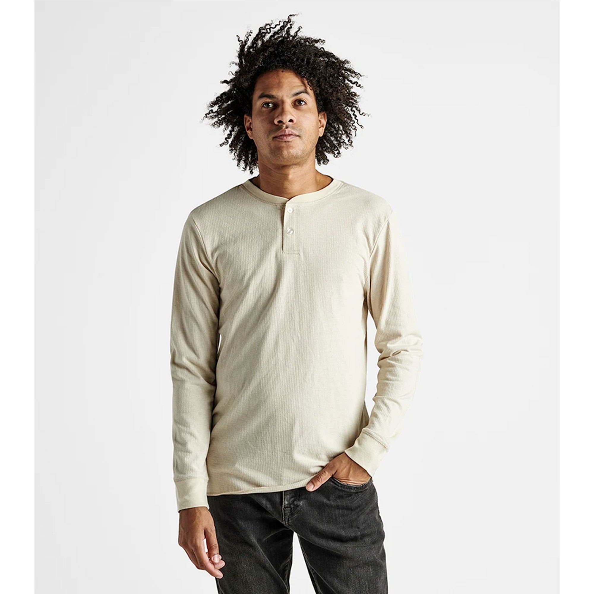Roark Rat Saloon Men's L/S Knit Shirt