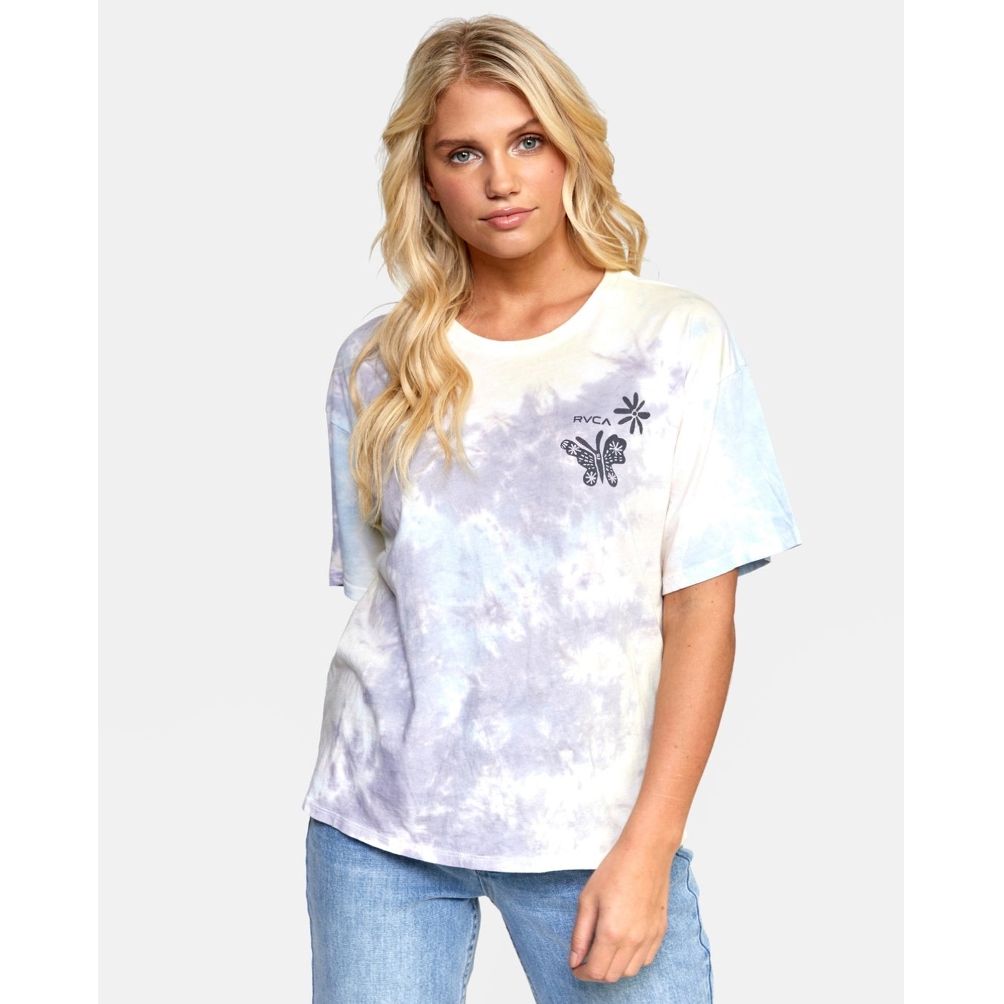RVCA Michelle Women's S/S T-Shirt