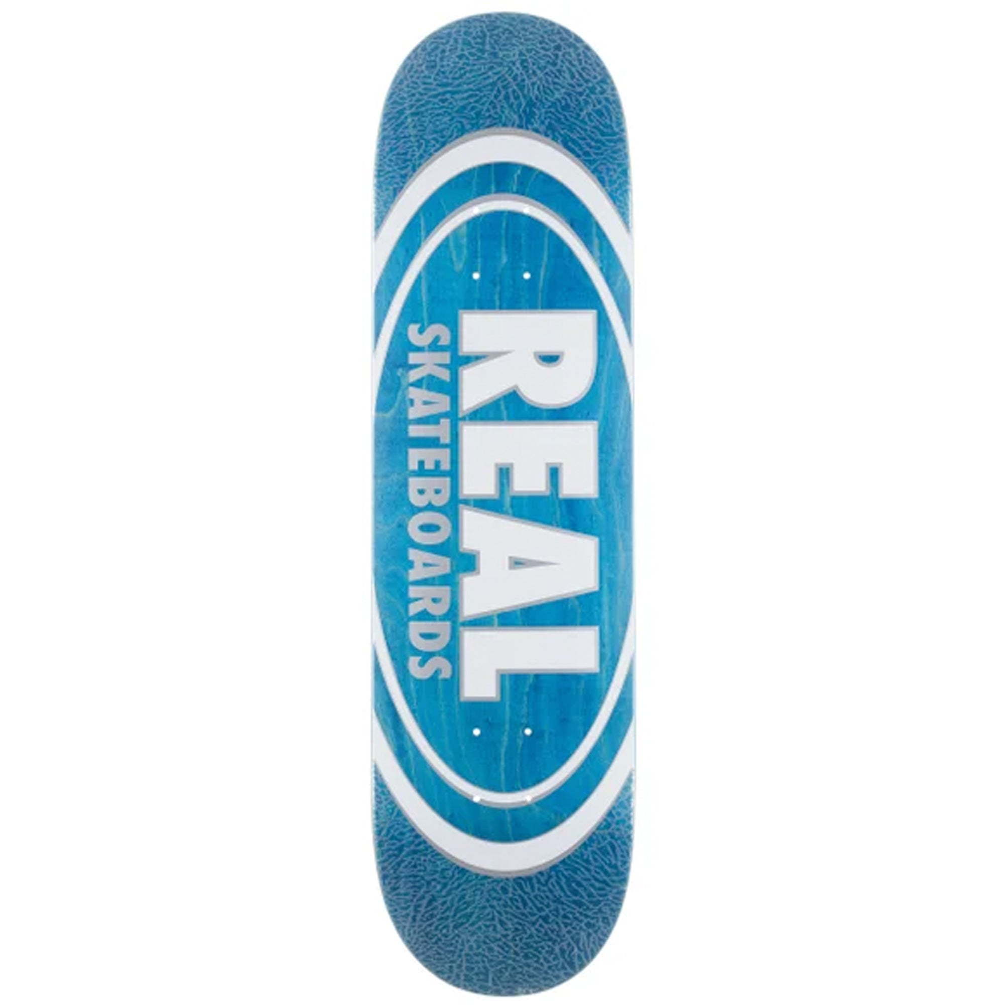 Real Oval Pearl Patterns Skateboard Deck 8.75""