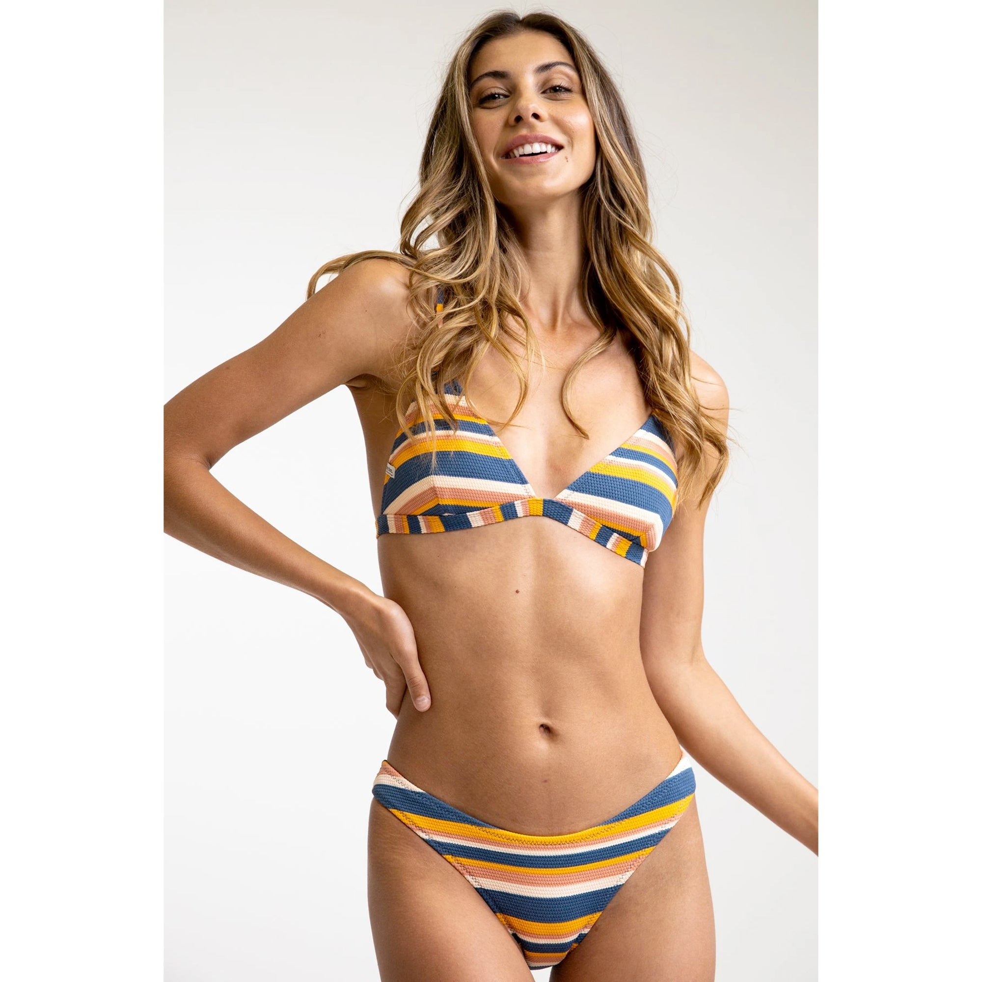 Rhythm Nostalgic High Cut Women's Bikini Bottom
