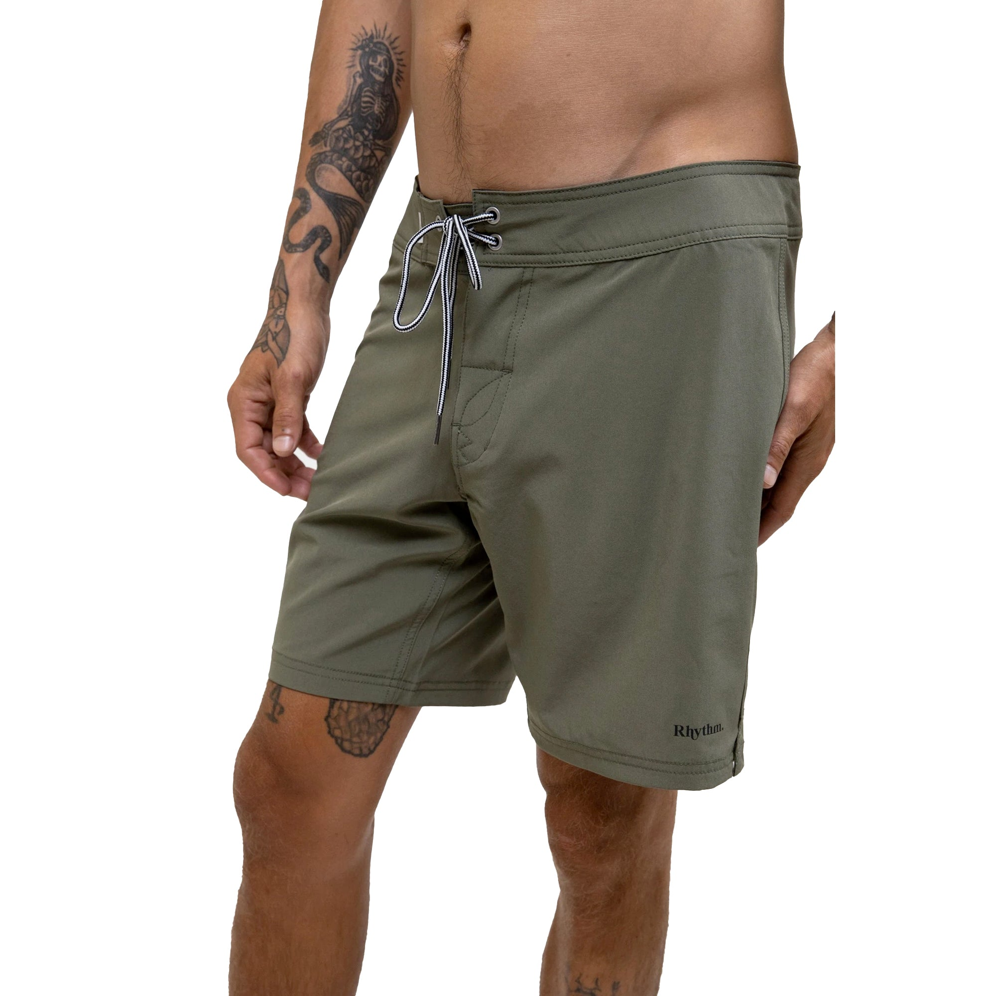 "Rhythm Classic Stretch 17"" Men's Boardshorts"