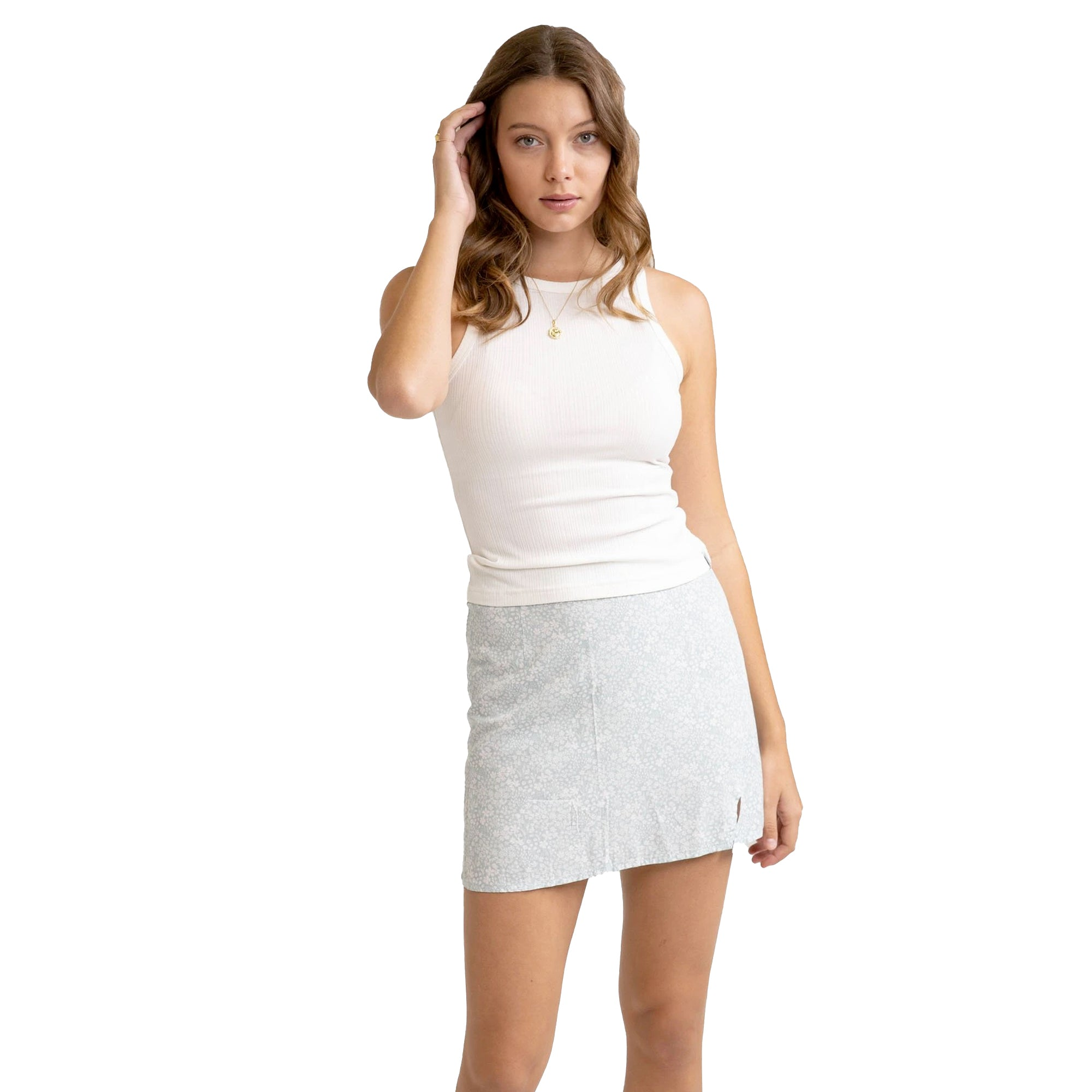Rhythm Fields Women's Mini Skirt