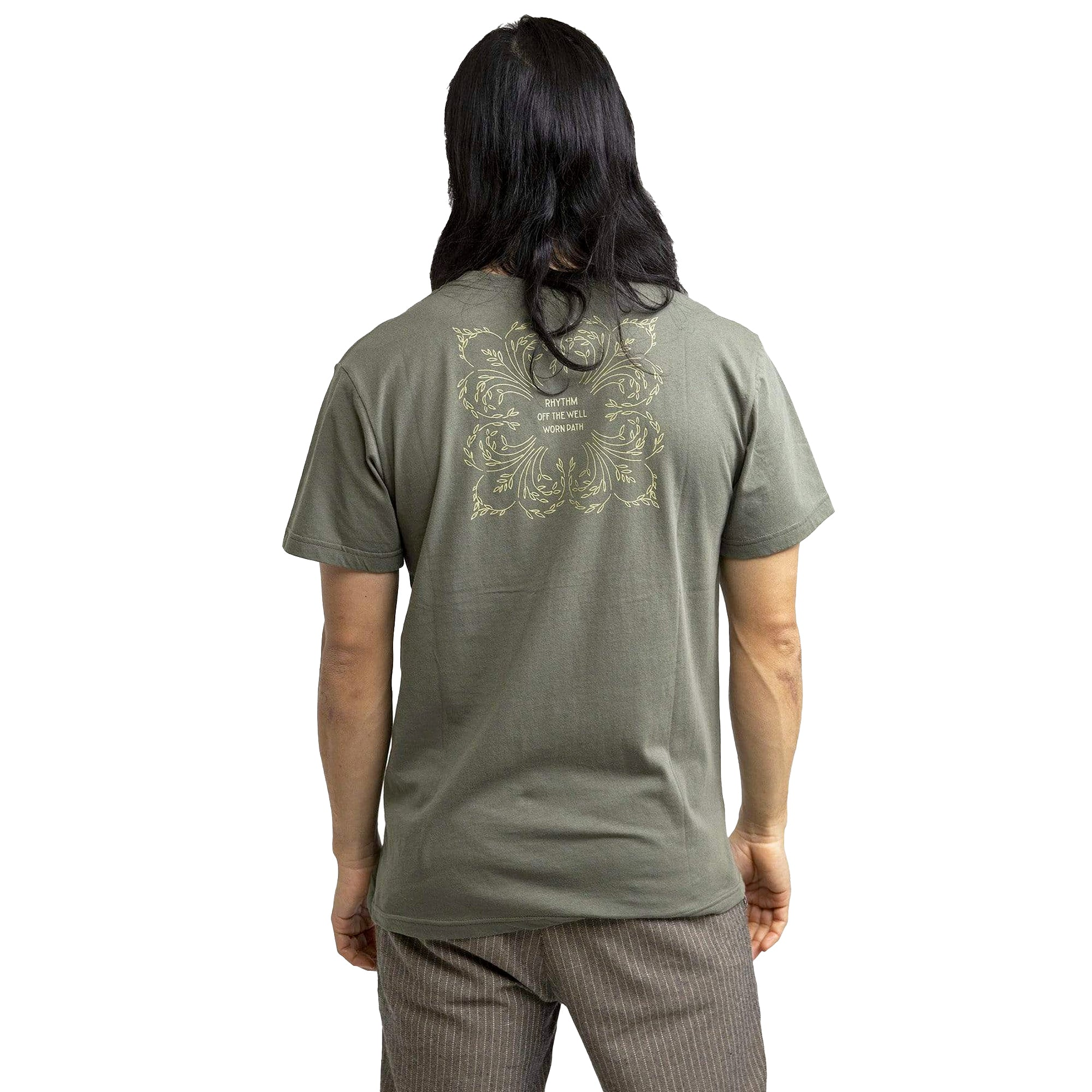 Rhythm Orchid Men's S/S T-Shirt