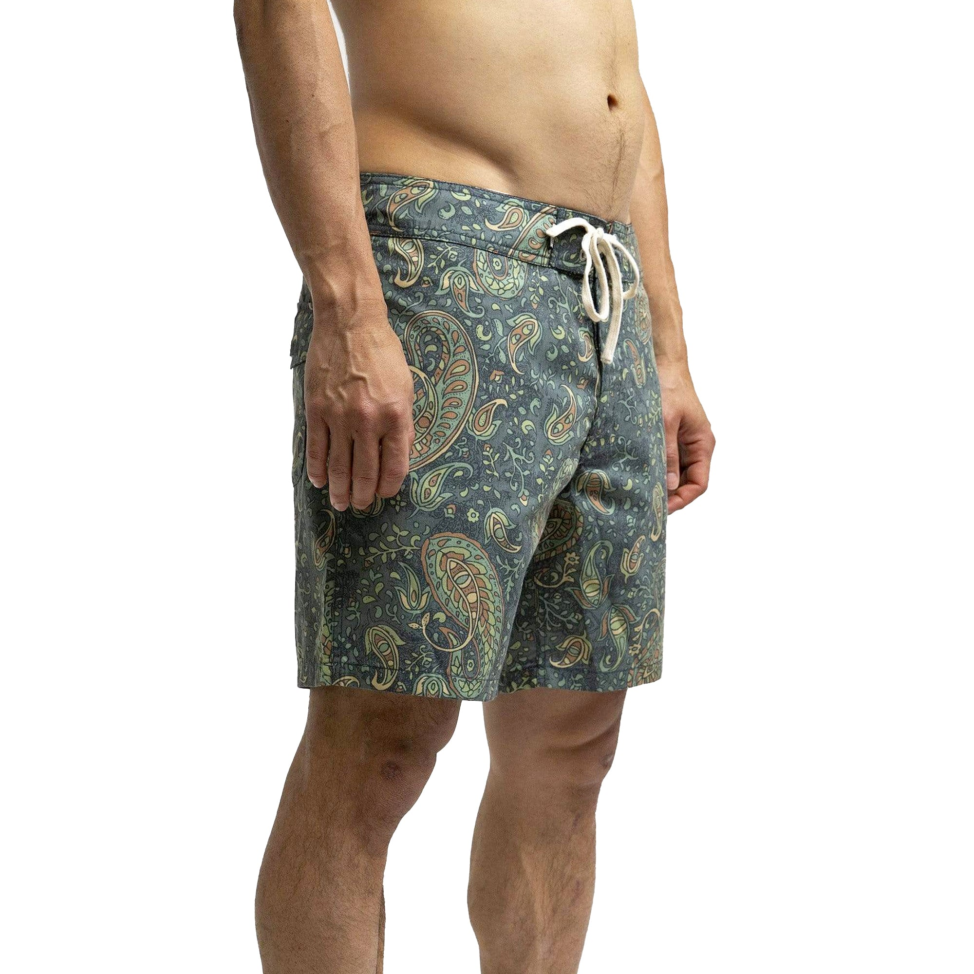 "Rhythm Tallows 17"" Men's Boardshorts"