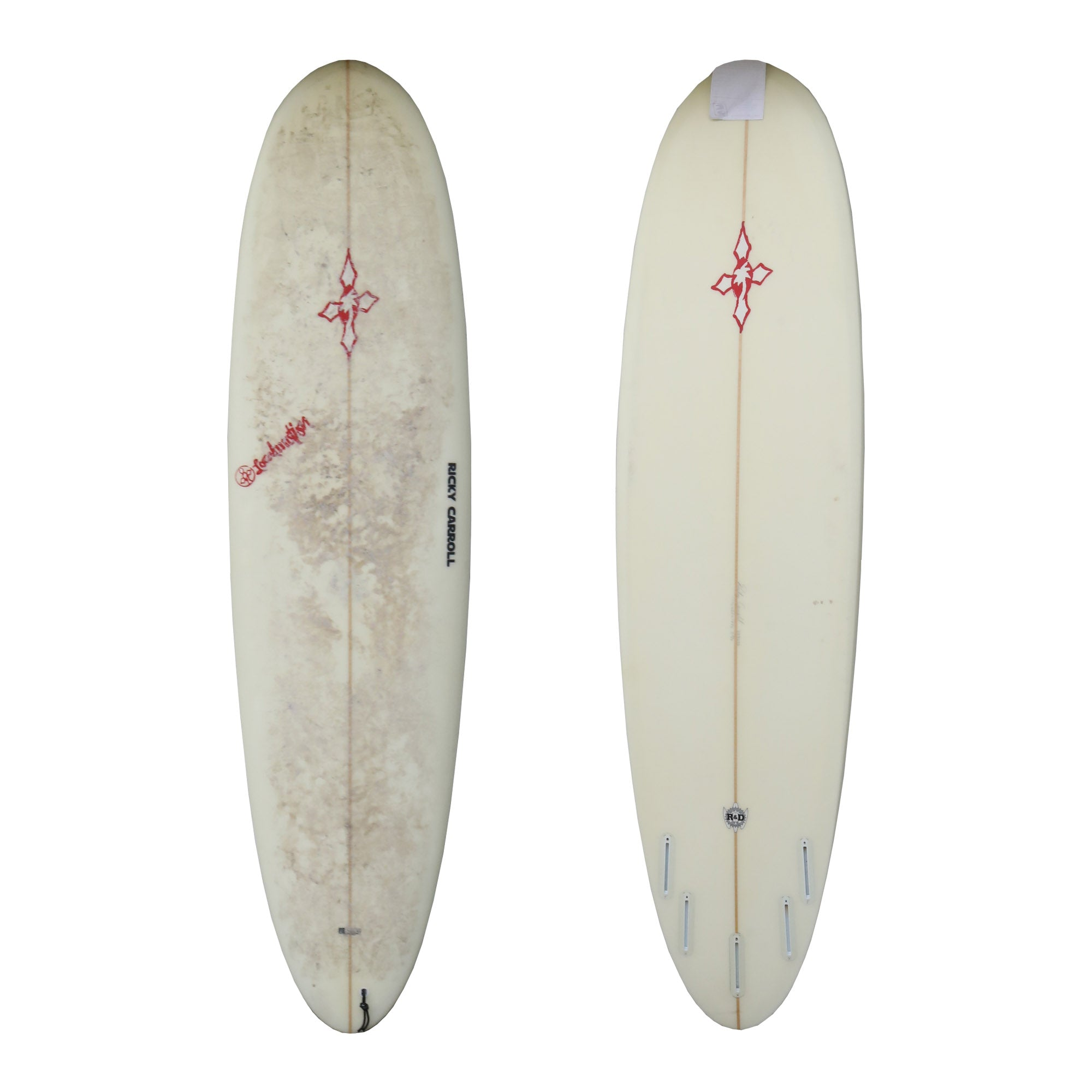 Ricky Carroll Mini Me 7'6 Used Surfboard