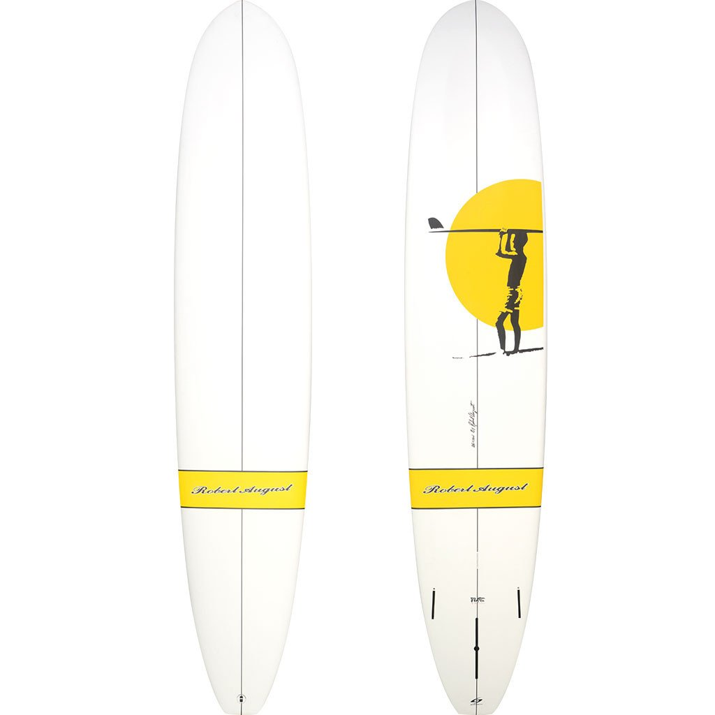 Robert August What I Ride Surfboard - Tuflite PC