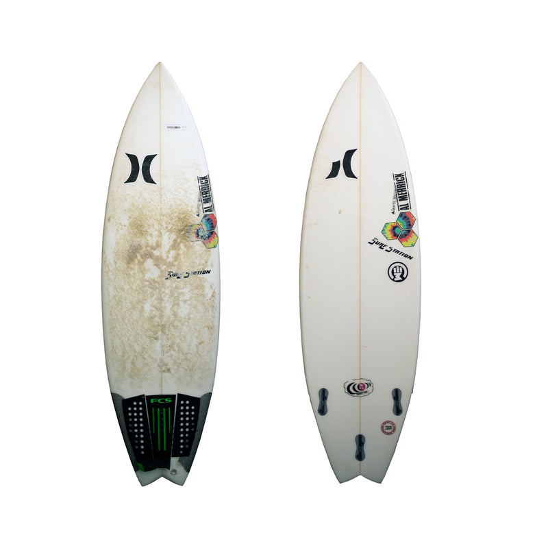 Channel Islands Rocket Nine 5'6 1/2 Used Surfboard