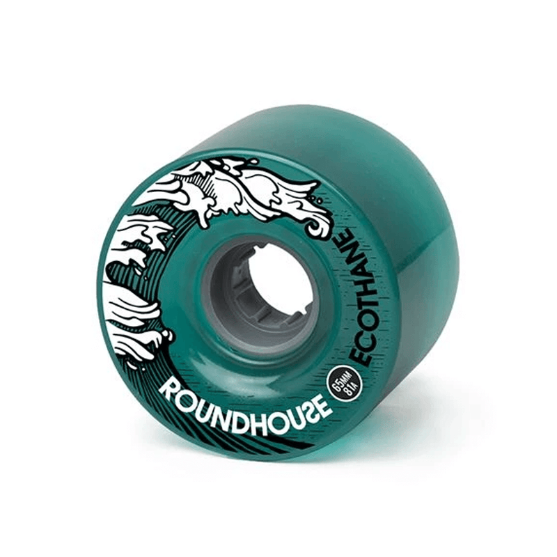 Carver Roundhouse ECO-MAG Wheels - 75mm 81A