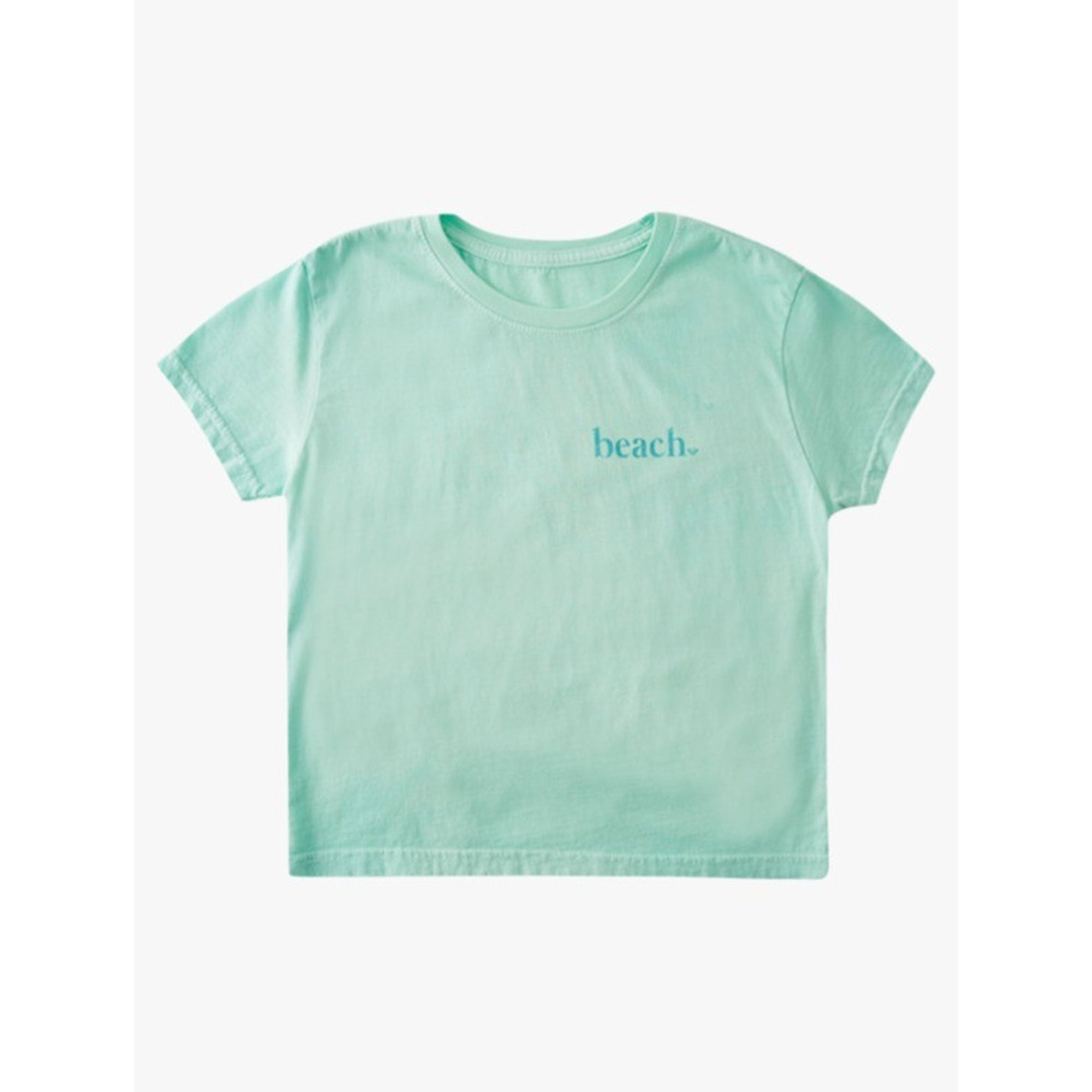 Roxy Beach Youth Girl's T-Shirt