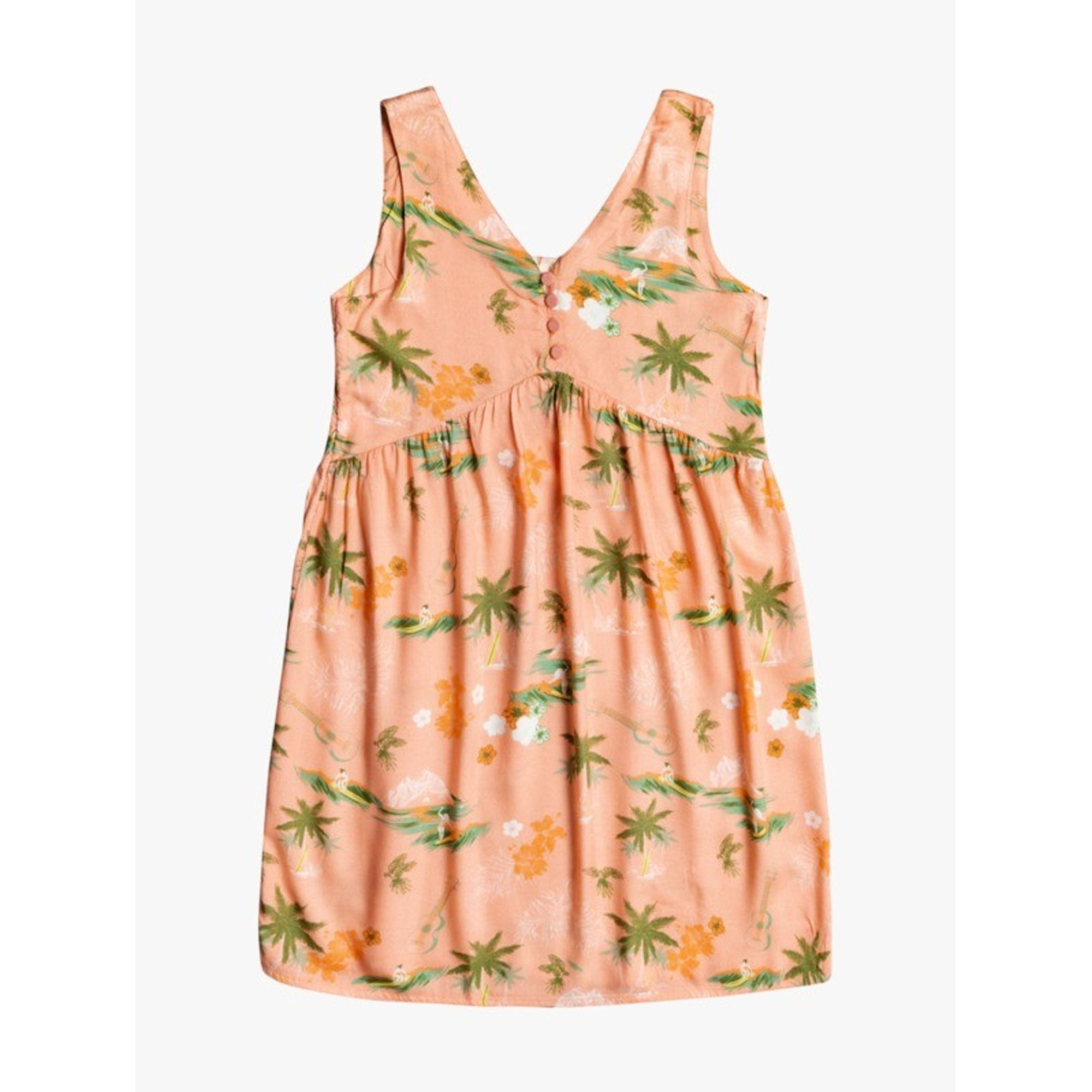 Roxy Some Say Youth Girl's Tank Dress