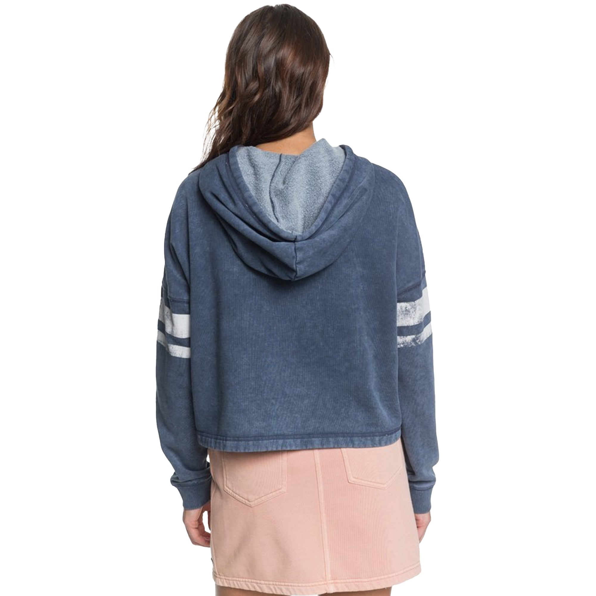 Roxy Free In The Sea Women's Cropped Hoodie
