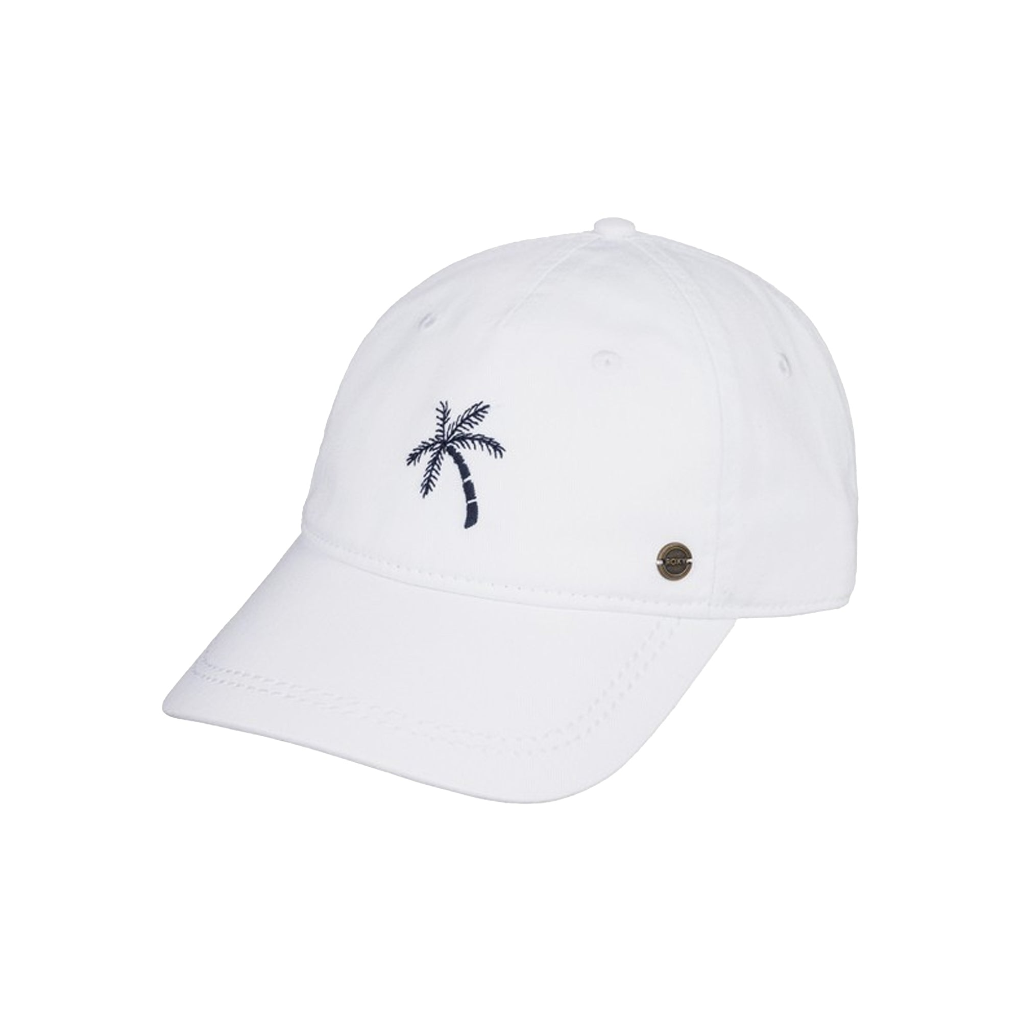 Roxy Next Level Women's Baseball Hat - Snow White
