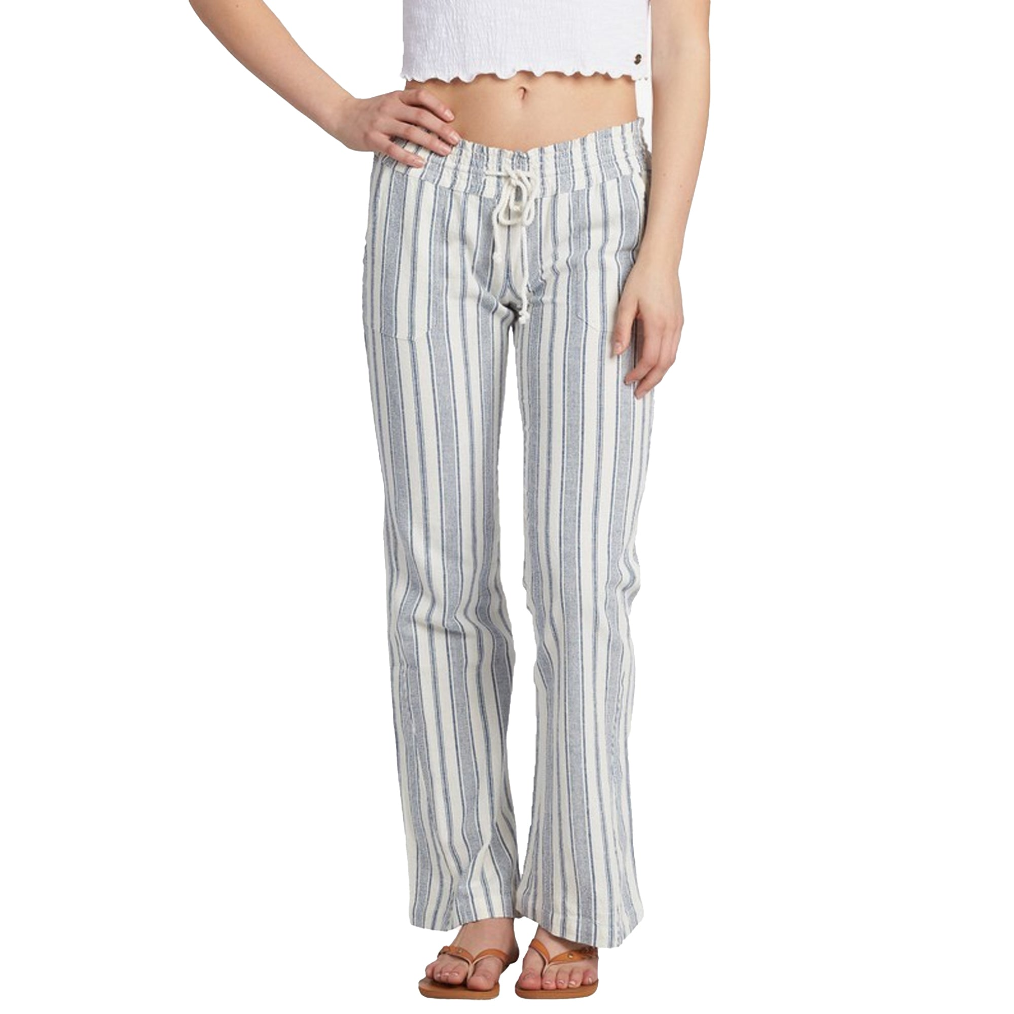 Roxy Oceanside Women's Flared Beach Pants