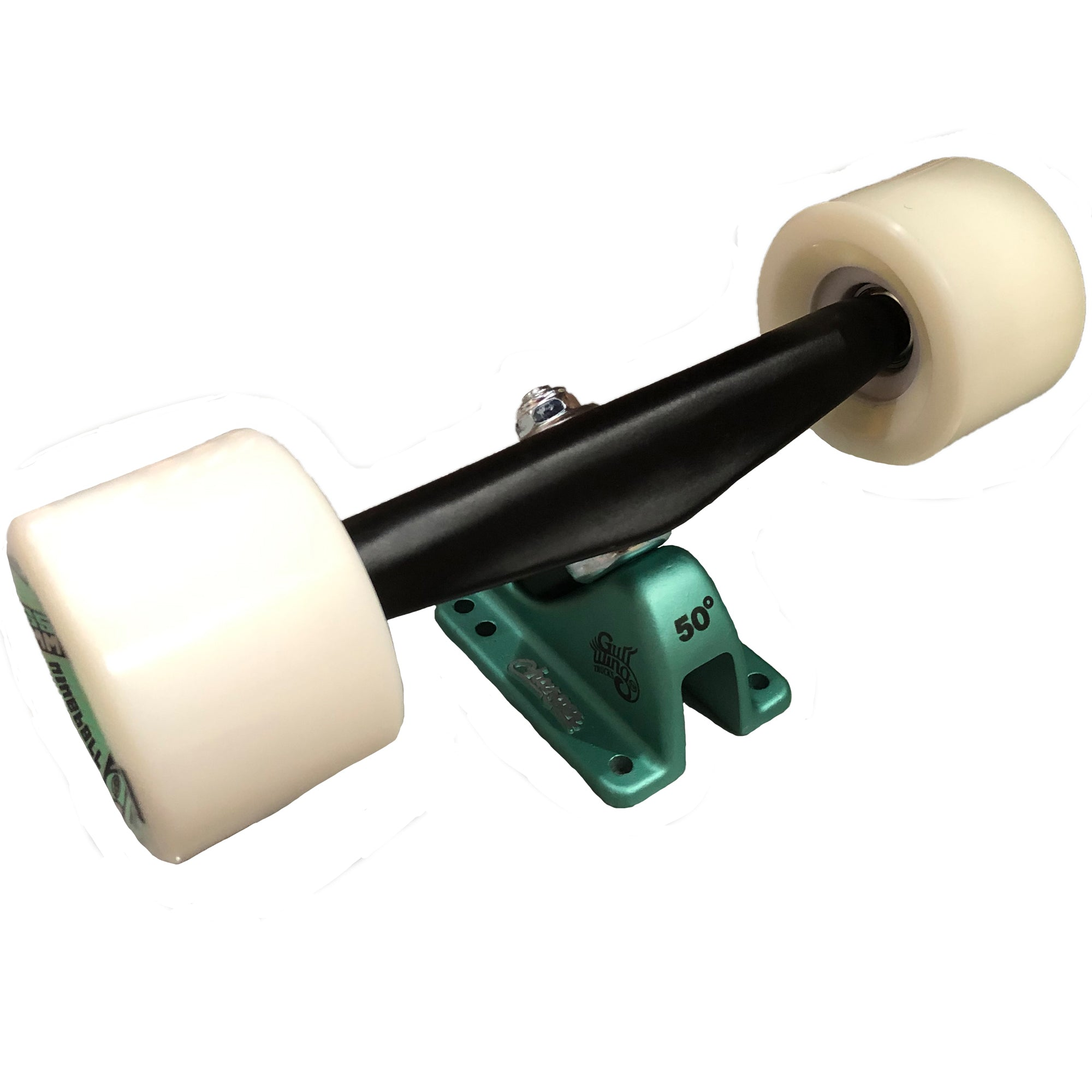 Sector 9 Gull Wing Truck and Wheel Set
