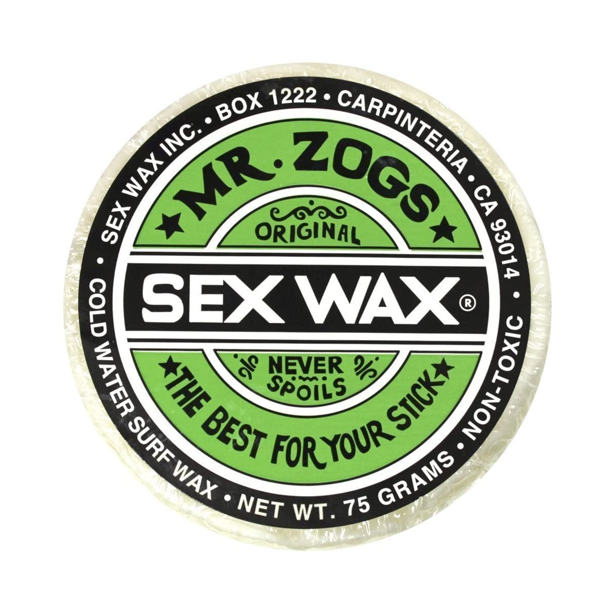 Sex Wax Original Surf Wax - Cold