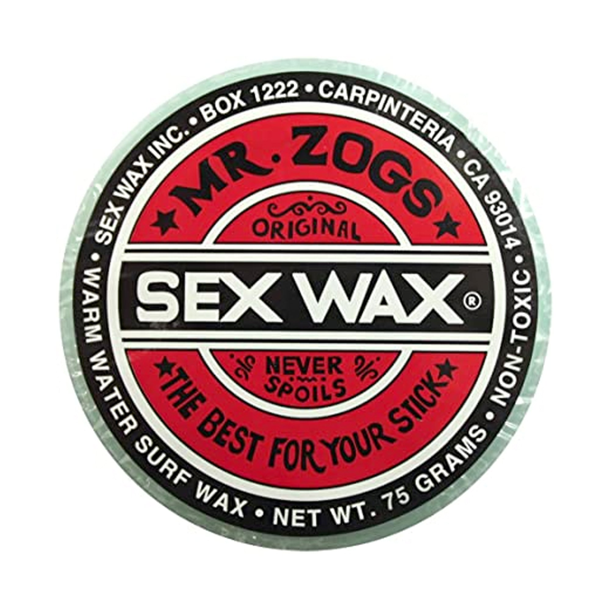 Sex Wax Original Surf Wax - Warm