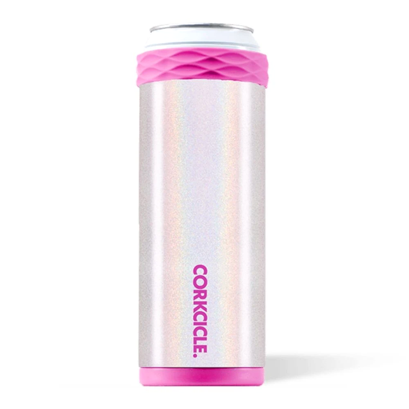 Corkcicle Slim Arctican Koozie - Sparkle Unicorn Magic