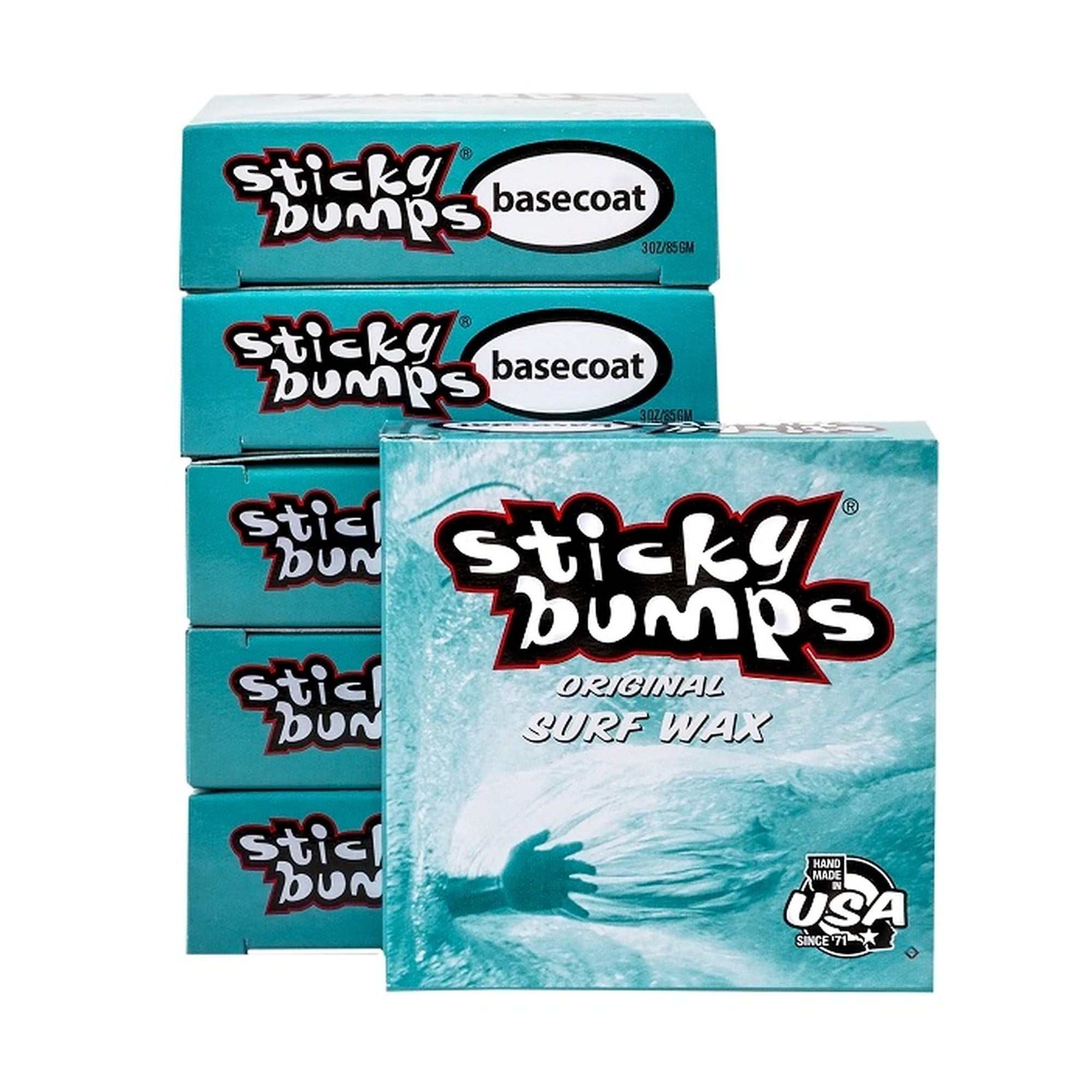 Sticky Bumps Original Surf Wax - Base