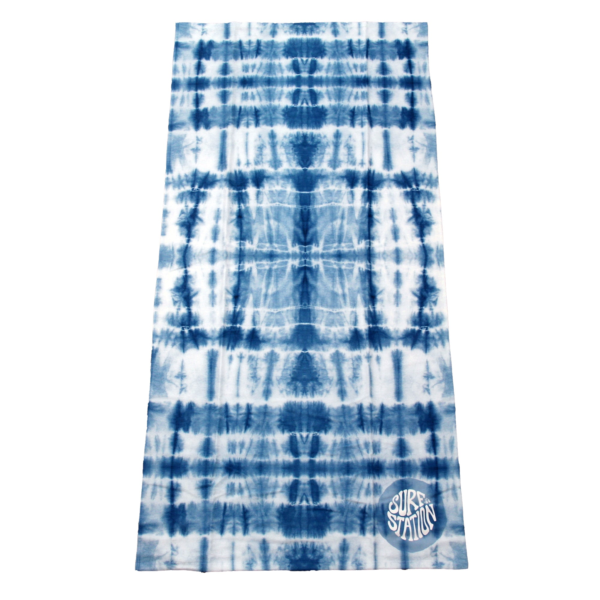 Surf Station Beach Towel - Doppler