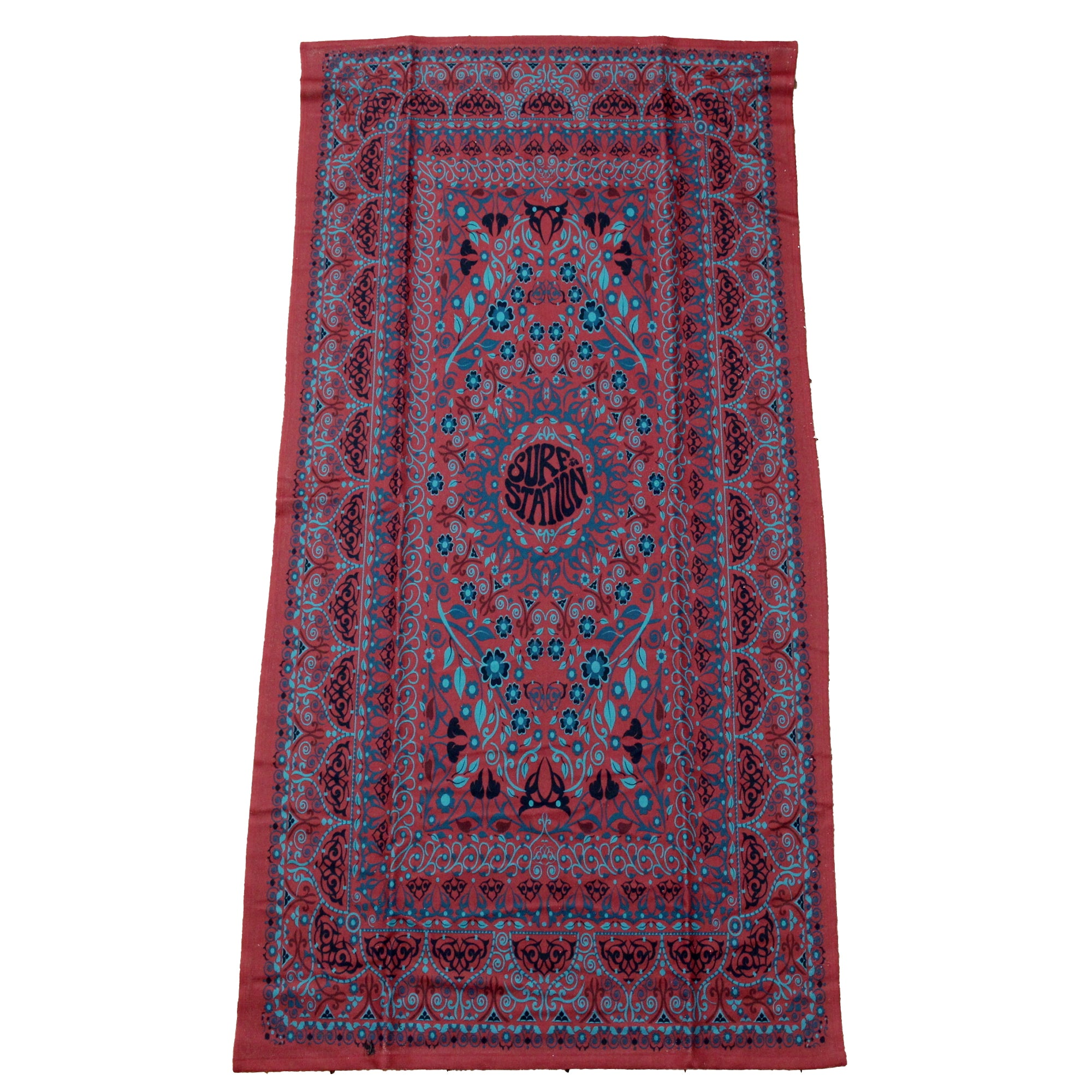 Surf Station Beach Towel - Persian