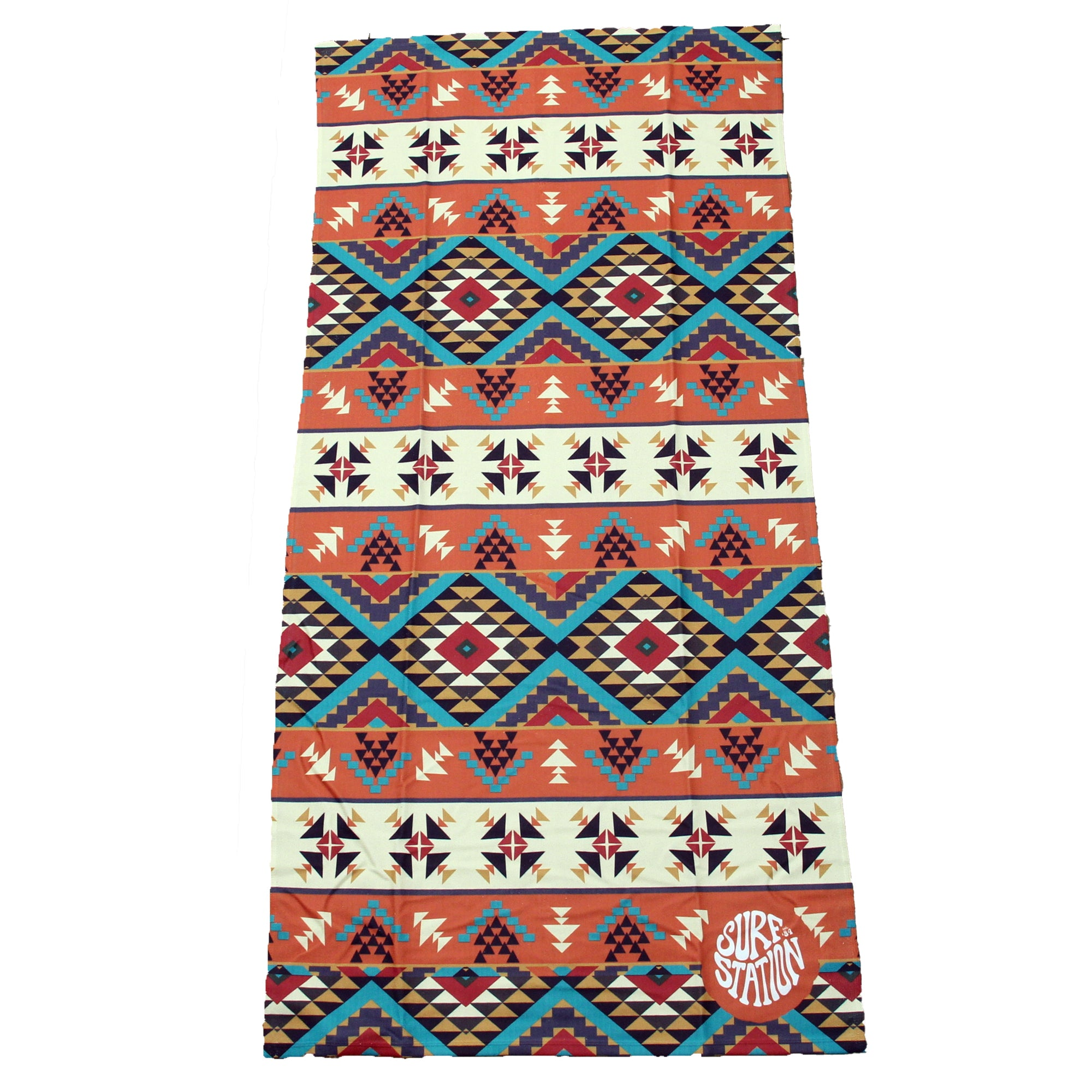 Surf Station Beach Towel - Shaman