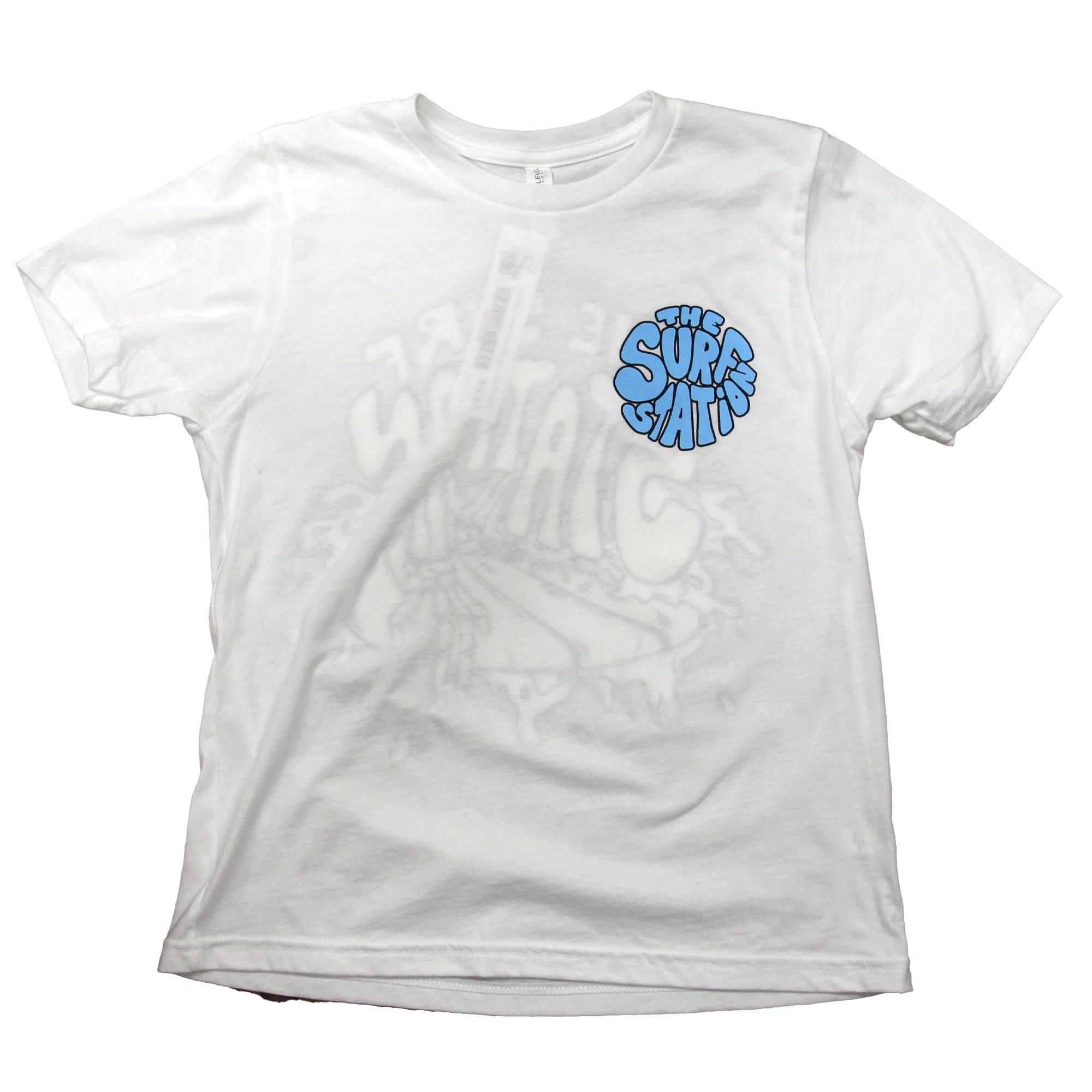 Surf Station Cheater 5 Youth Boy's S/S T-Shirt