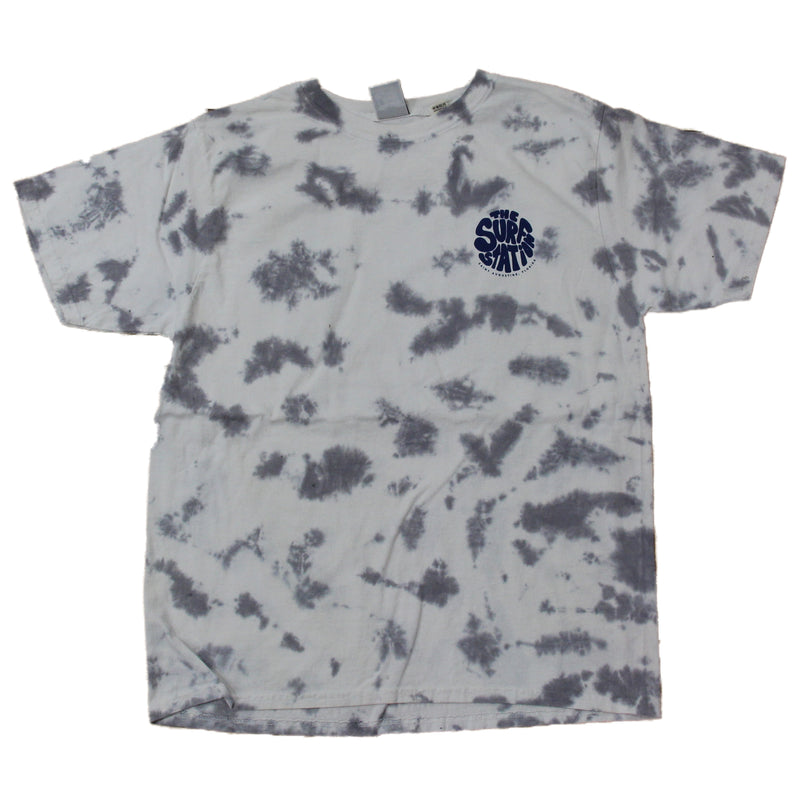 Surf Station Hippie Cloud-Dye Men's S/S T-Shirt