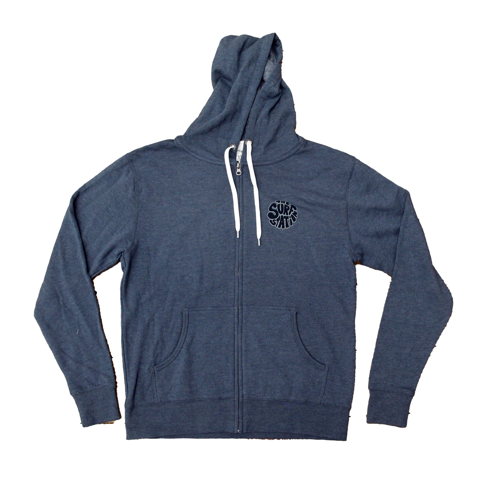 Surf Station Laguna Full Zip Men's Hoodie
