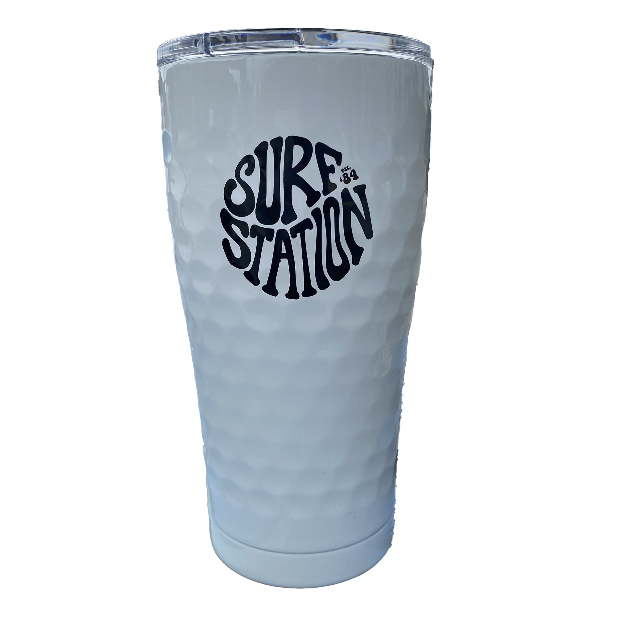 Surf Station SIC 20oz Tumbler - Dimpled Golf
