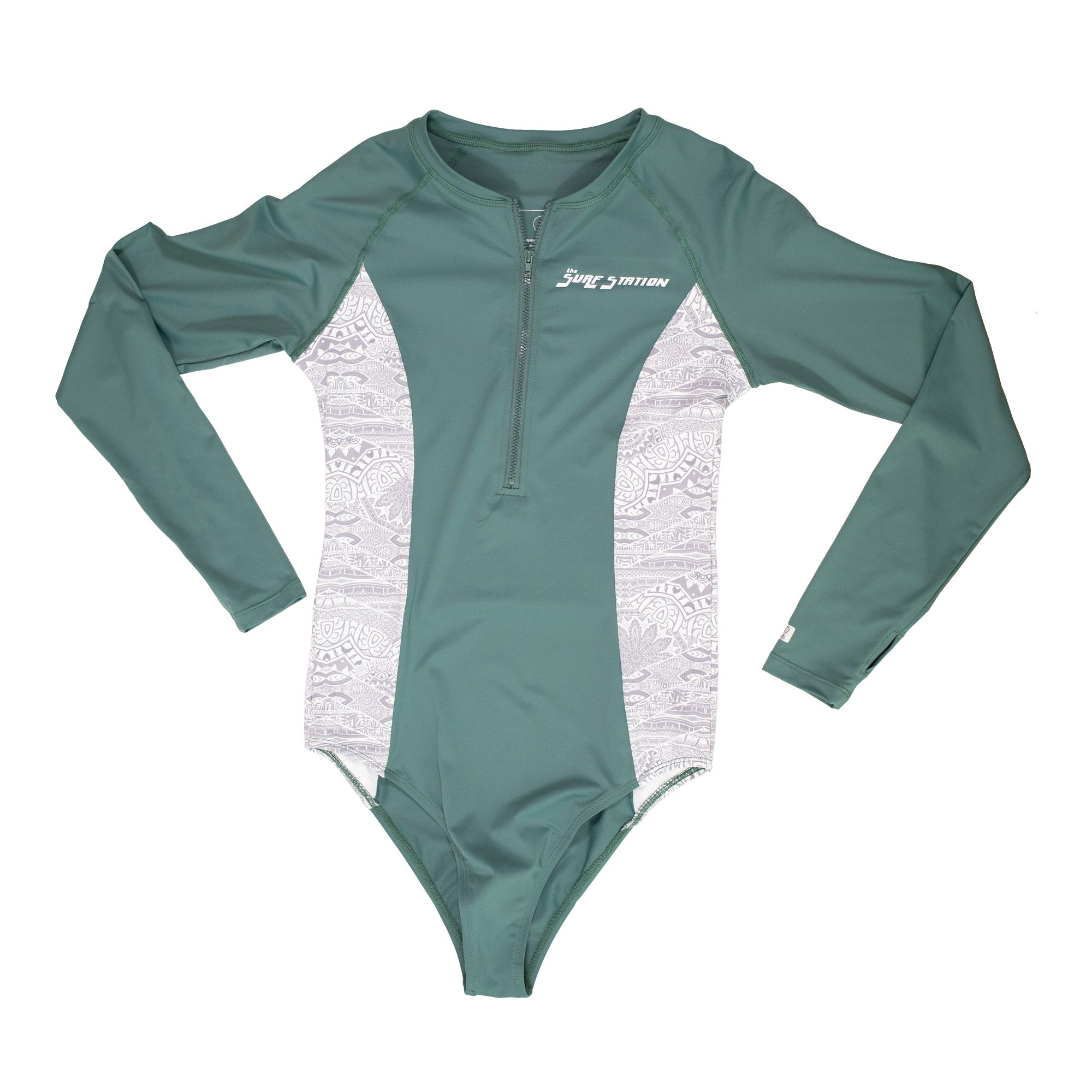 Surf Station Seaz Women's One-Piece L/S Rashguard