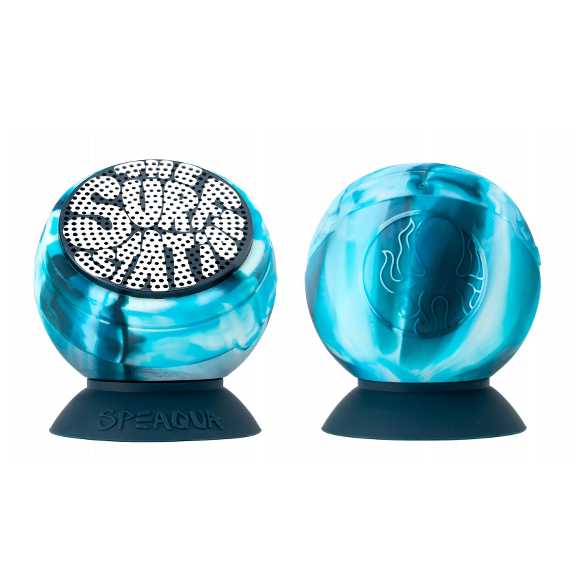 Surf Station Speaqua Barnacle PRO Bluetooth Speaker - Tidal Blue