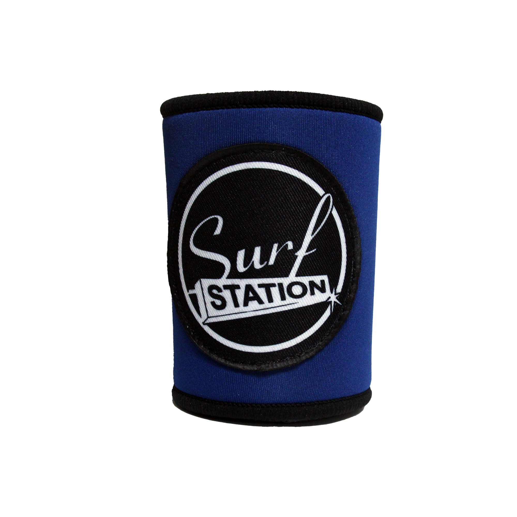 Surf Station Vegas Cruzie Neoprene Can Koozie