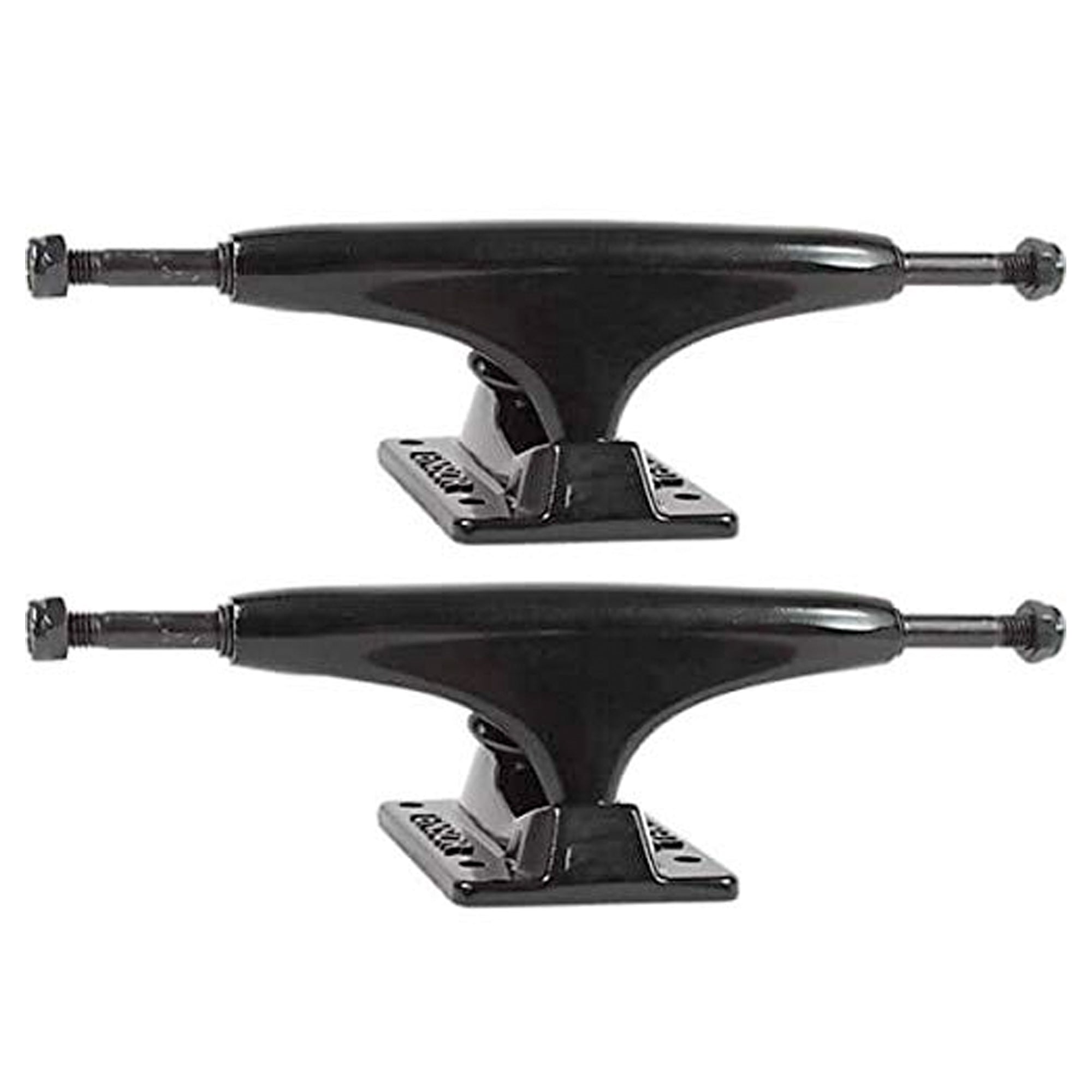 Tensor Regular Alloy 5.5 Trucks - Black/Black