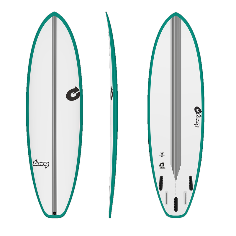 Torq Big Boy Surfboard - TEC