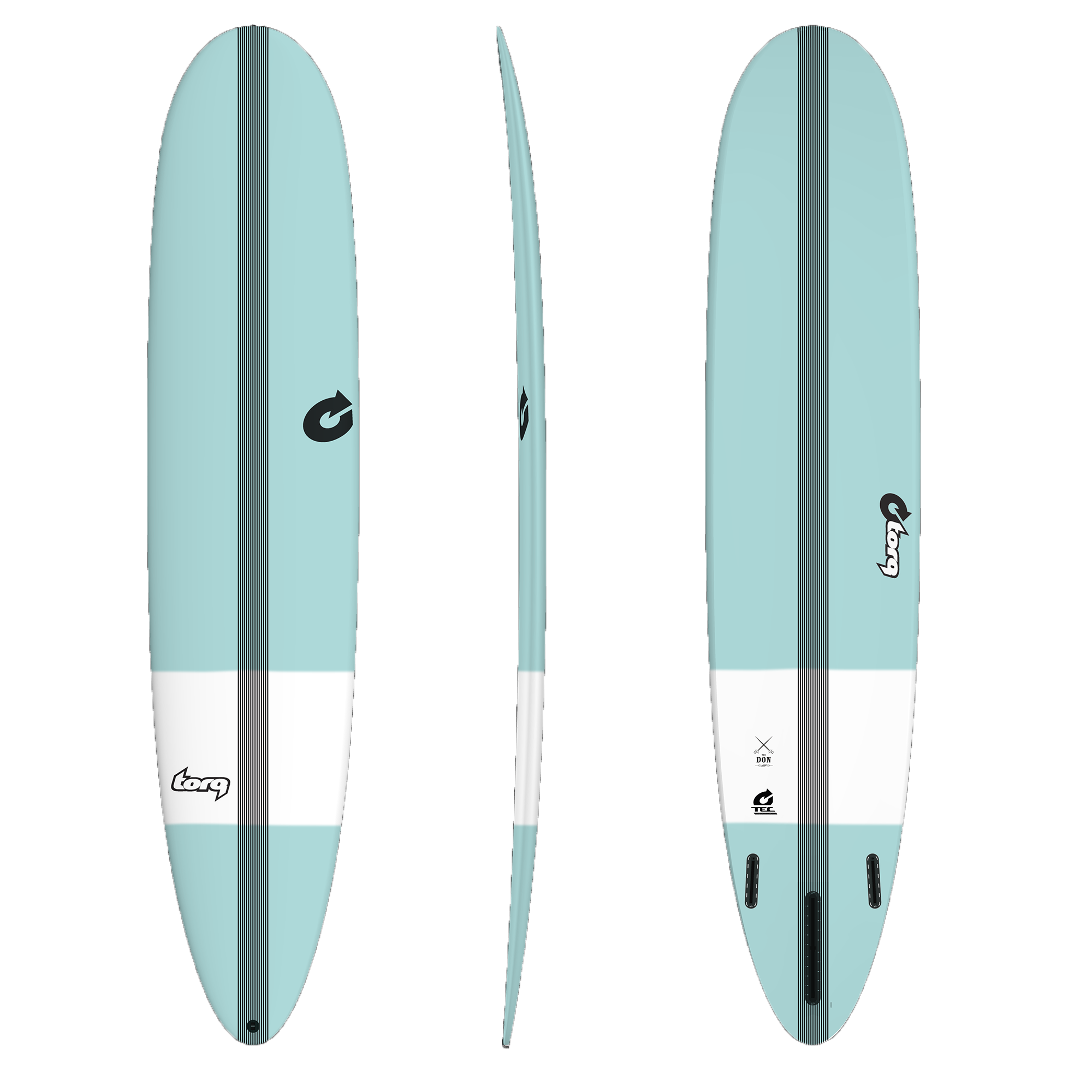 Torq The Don Surfboard - TEC