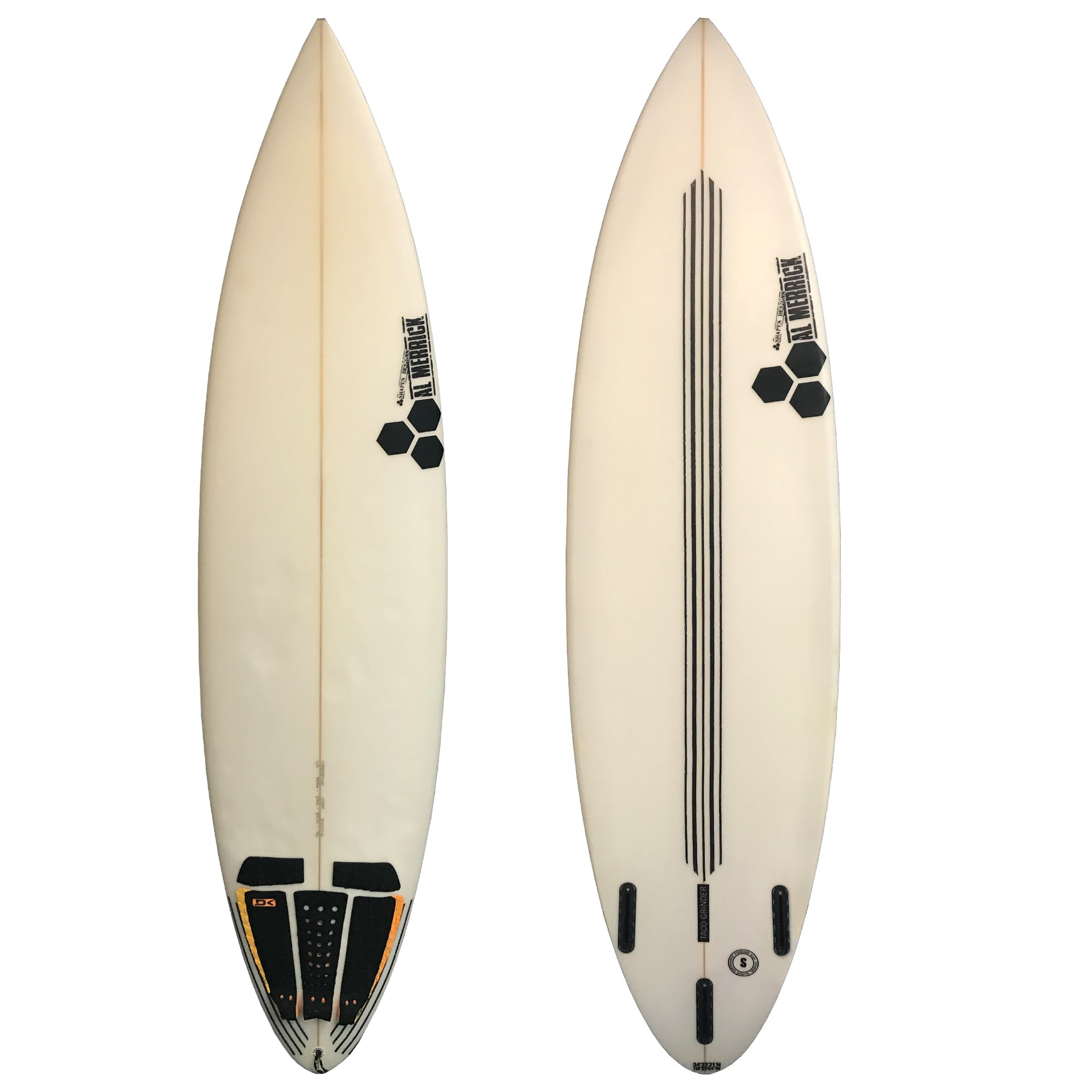 Channel Islands Taco Grinder 6'8 Used Surfboard