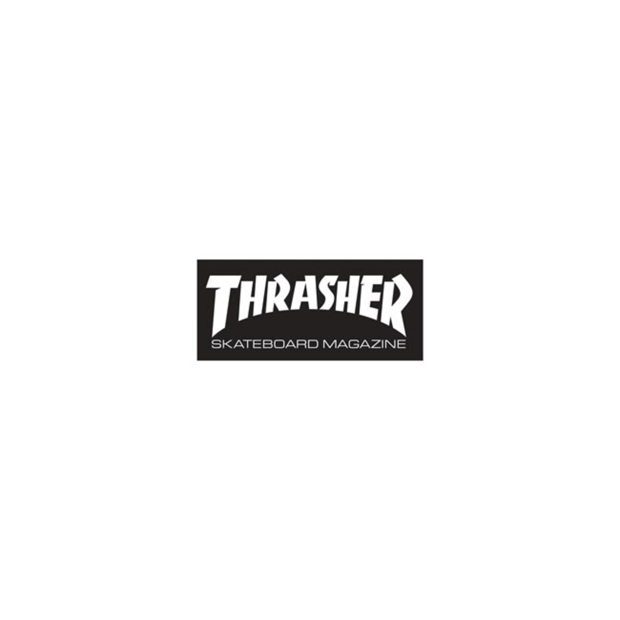 Thrasher Magazine Classic Logo Small Decal