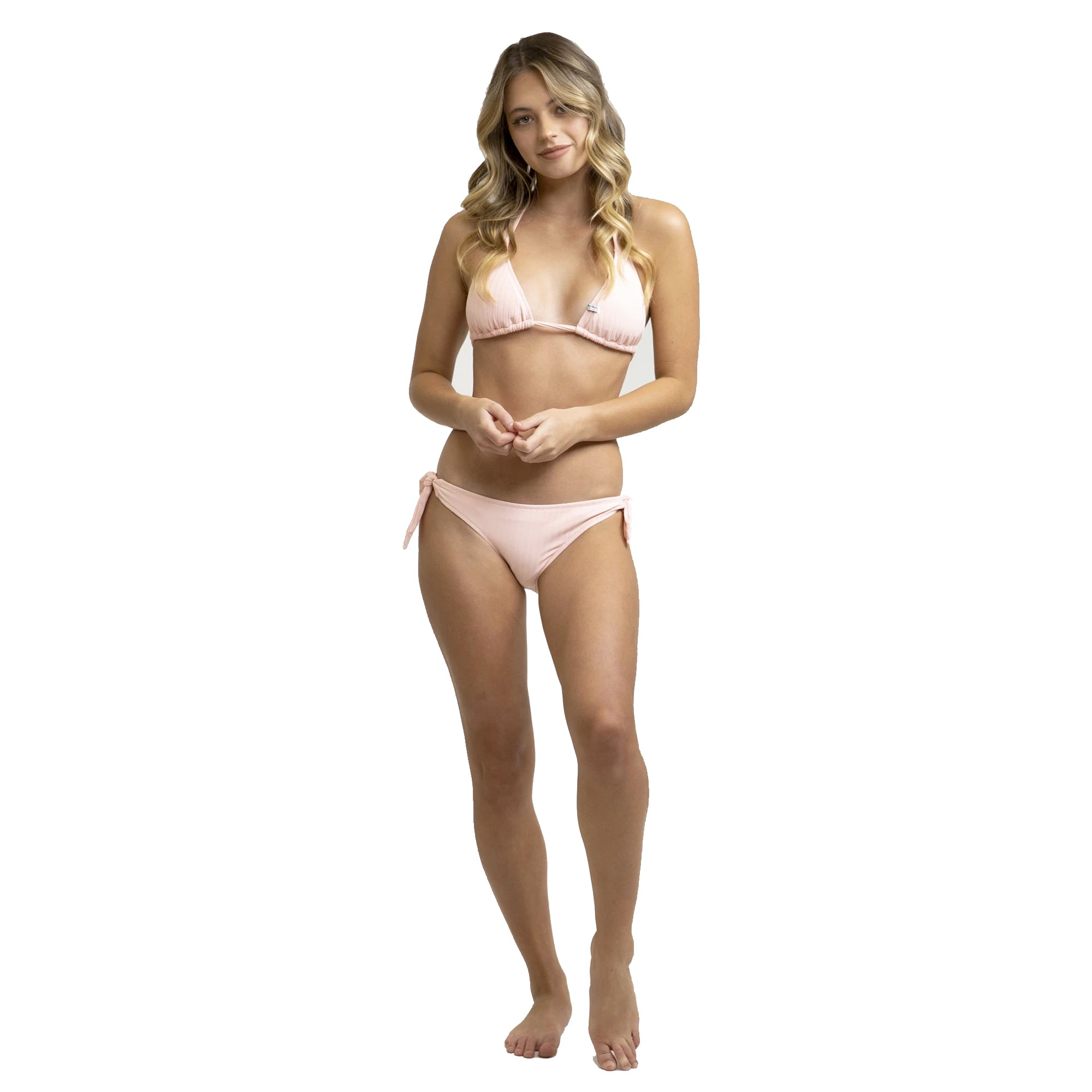 Rhythm Tulum Tie Side Beach Women's Bikini Bottoms